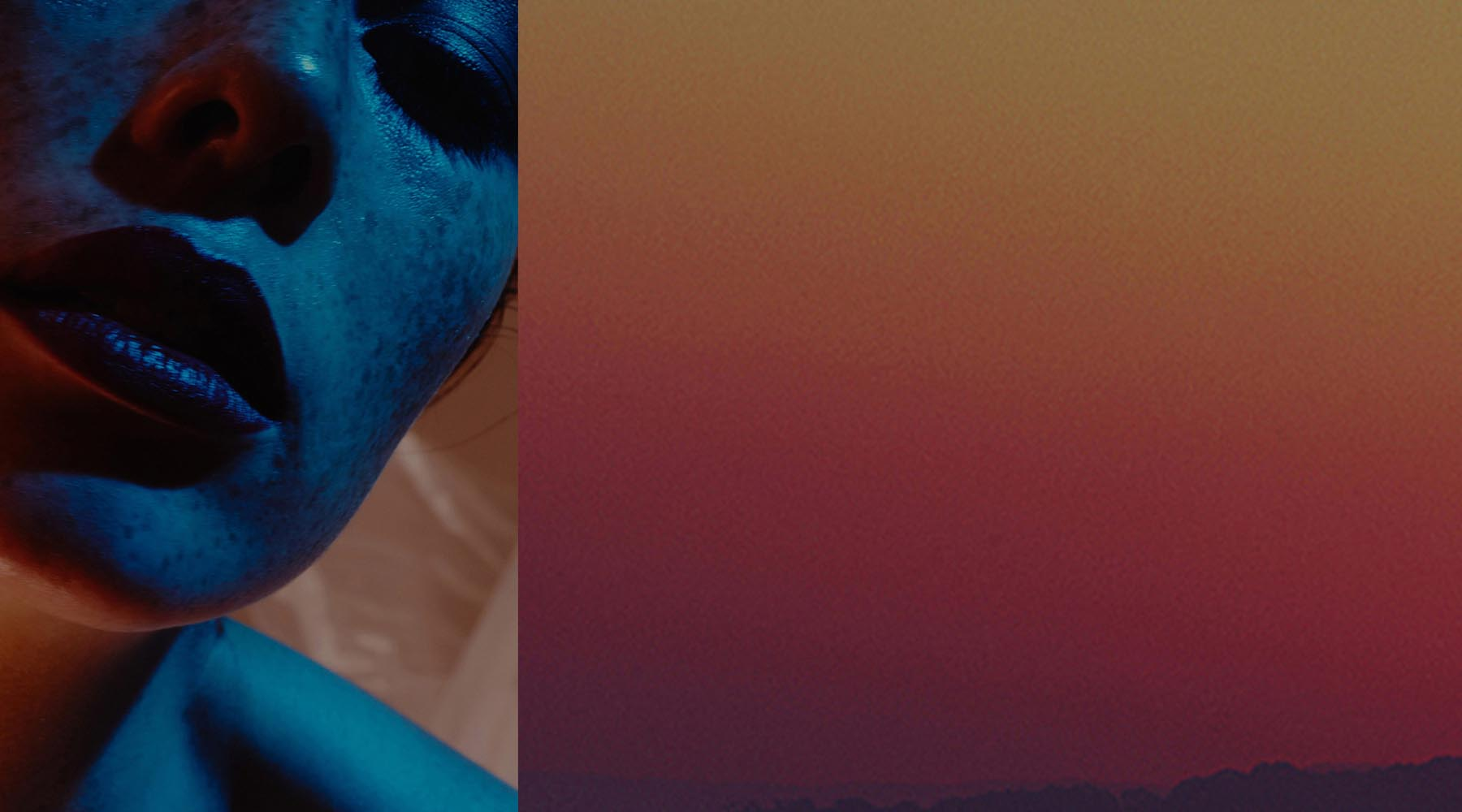 Noel McLaughlin Portrait & Sunrise Close up