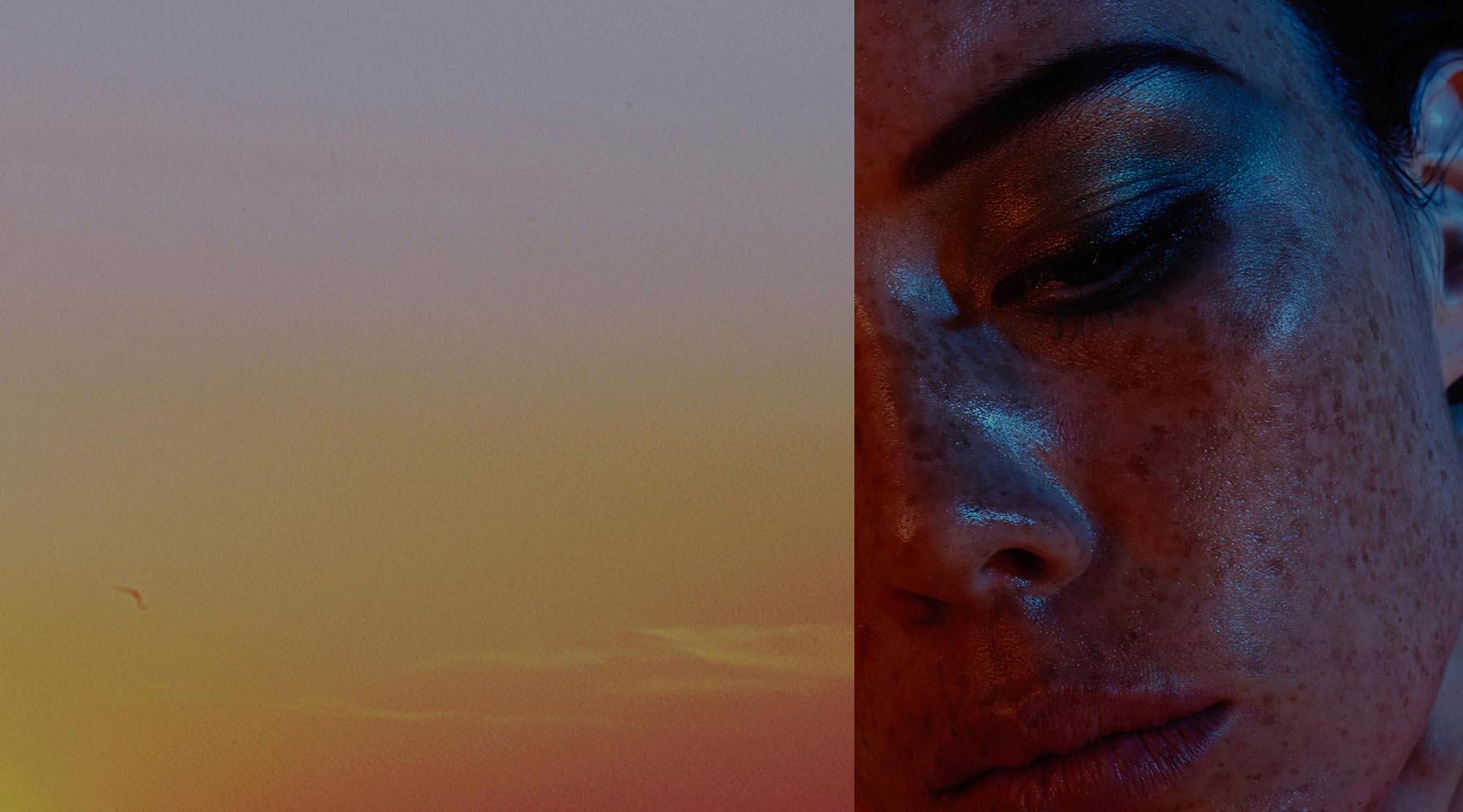 Noel McLaughlin Sunrise & Portrait Close Up