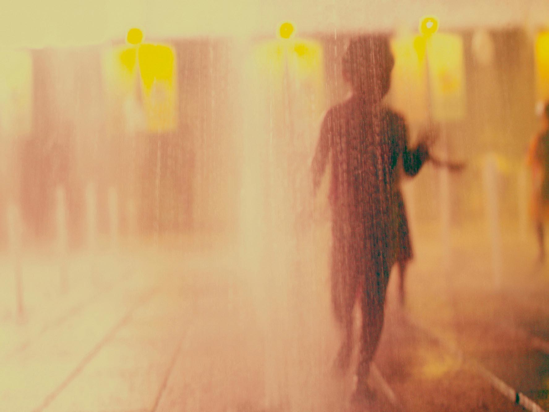 Noel McLaughlin Walking in the Rain