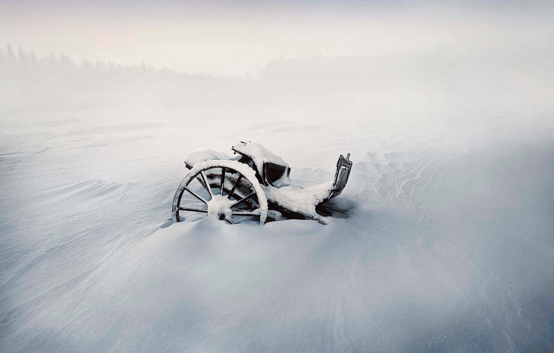 Richard Wadey Snowscape