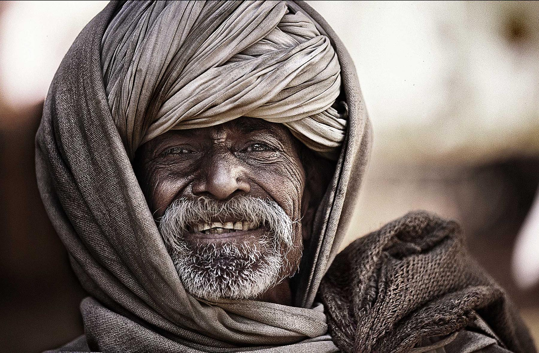 Nigel Harniman Nomad India
