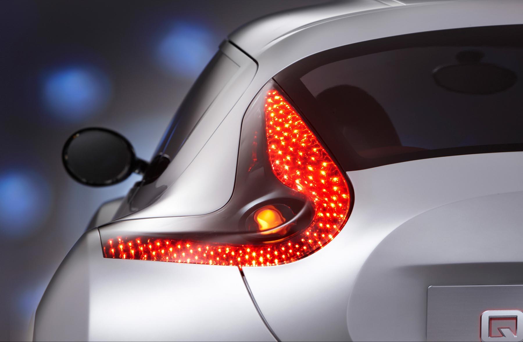 Nigel Harniman Car Rear Lights