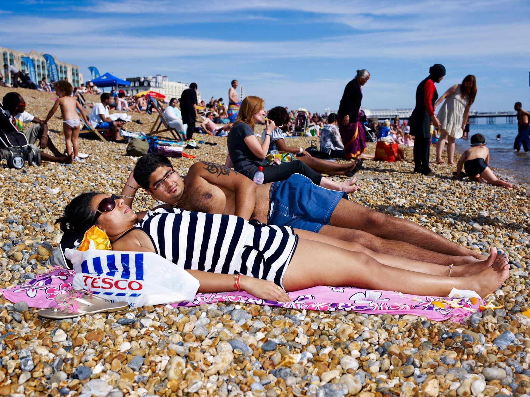 Jessica Van Der Weert Brighton Couple