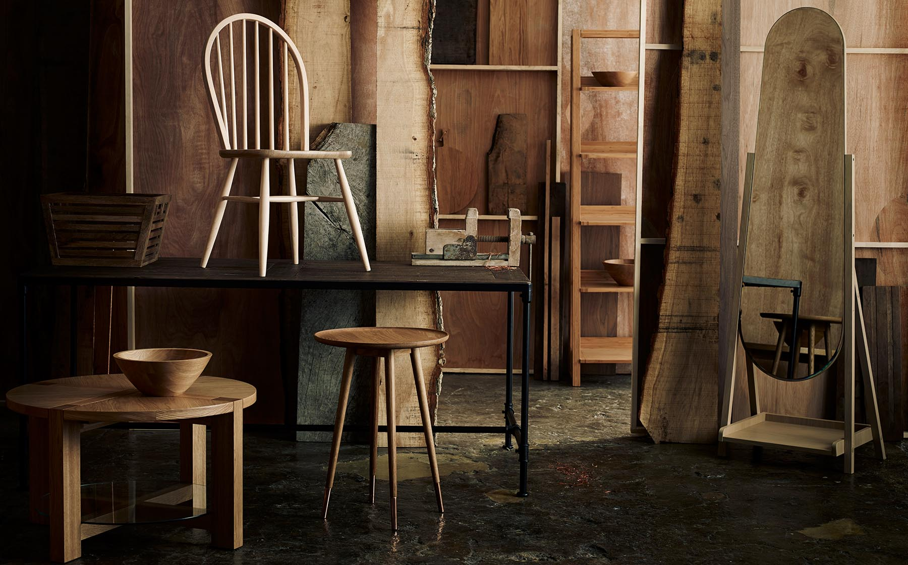 Graham Atkins-Hughes Wooden Furniture