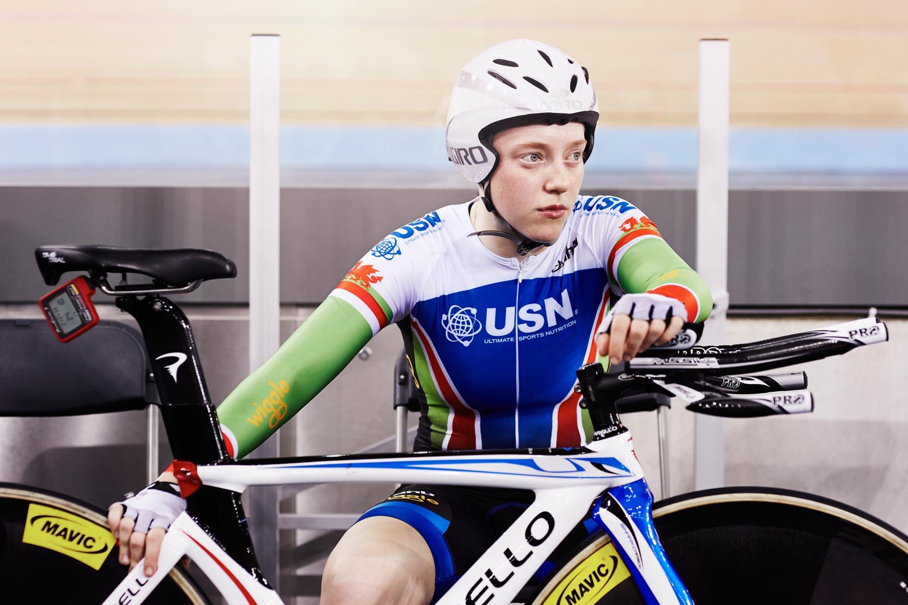 Duncan Nicholls Cyclist