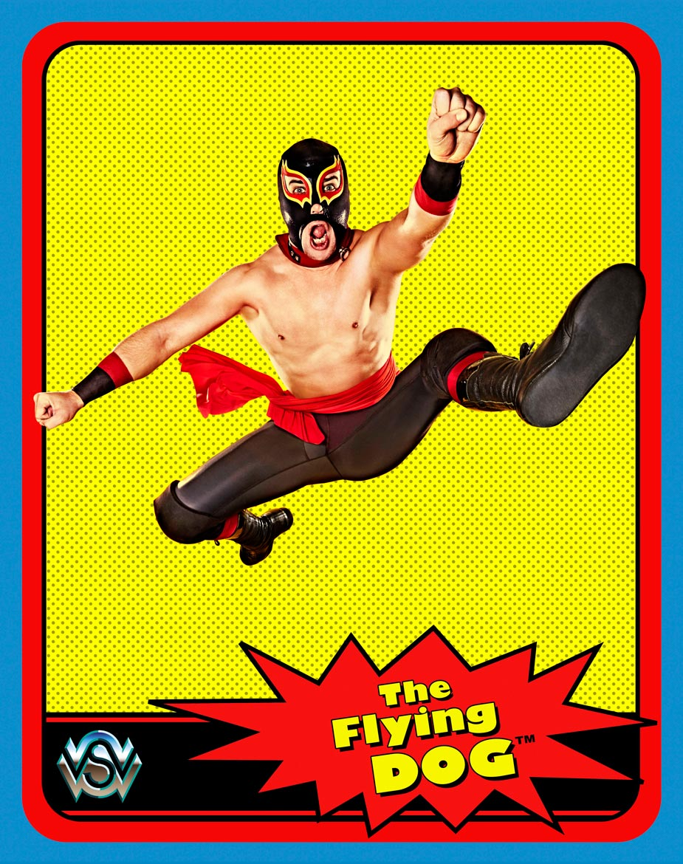 Simon Webb - The Flying Dog