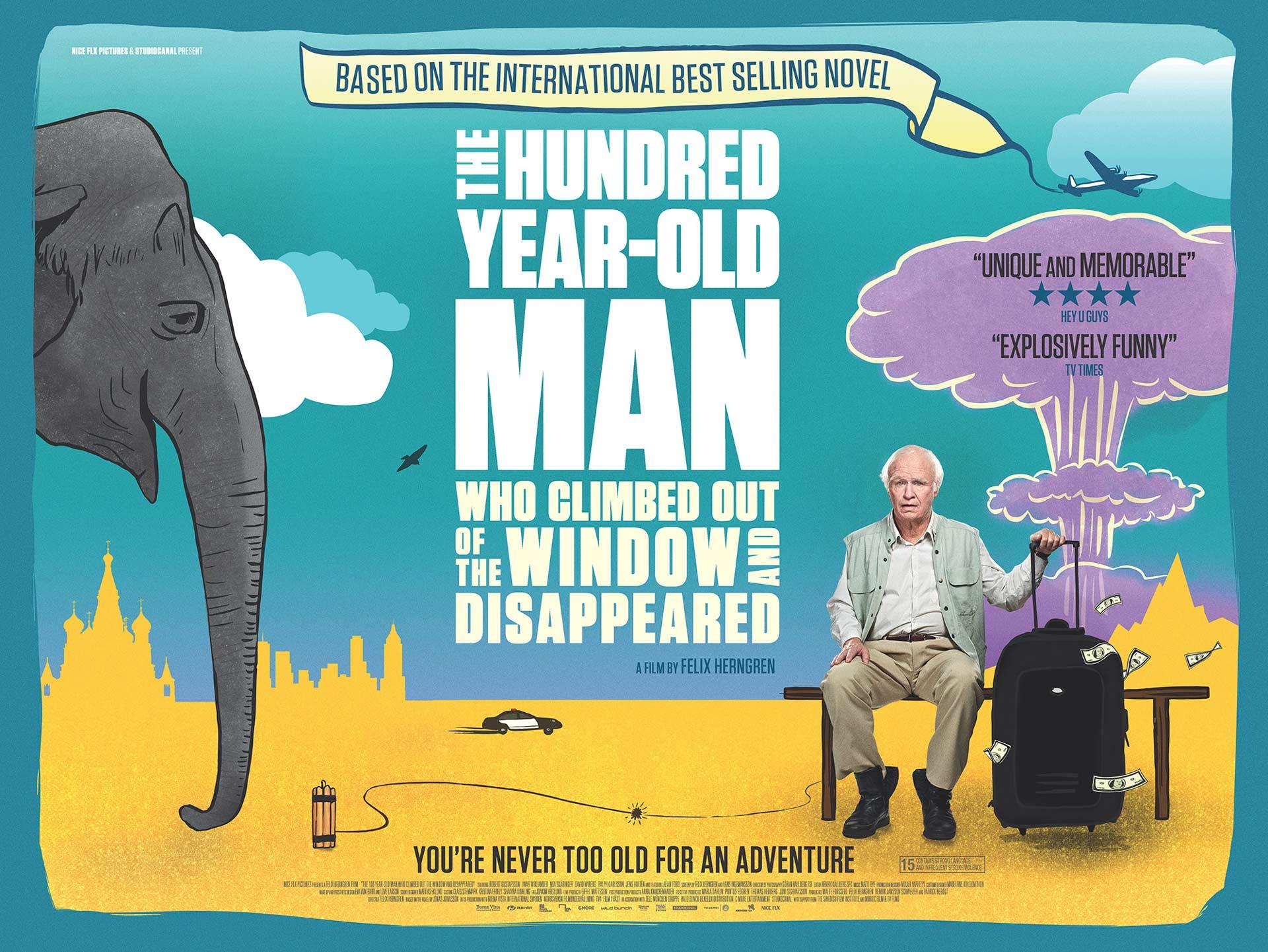 Simon Webb - The One Hundred Year Man