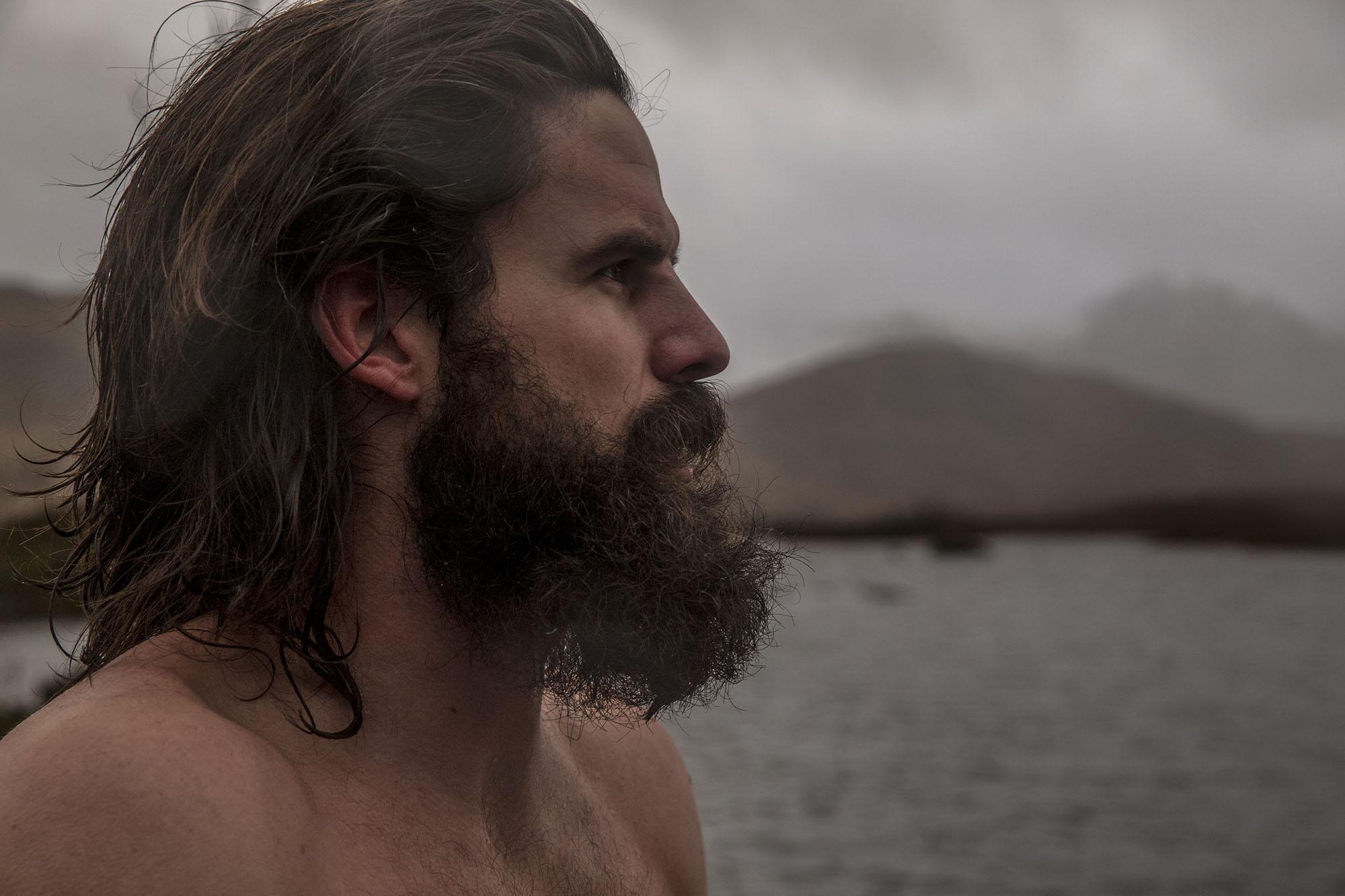 Richard Wadey - bearded man