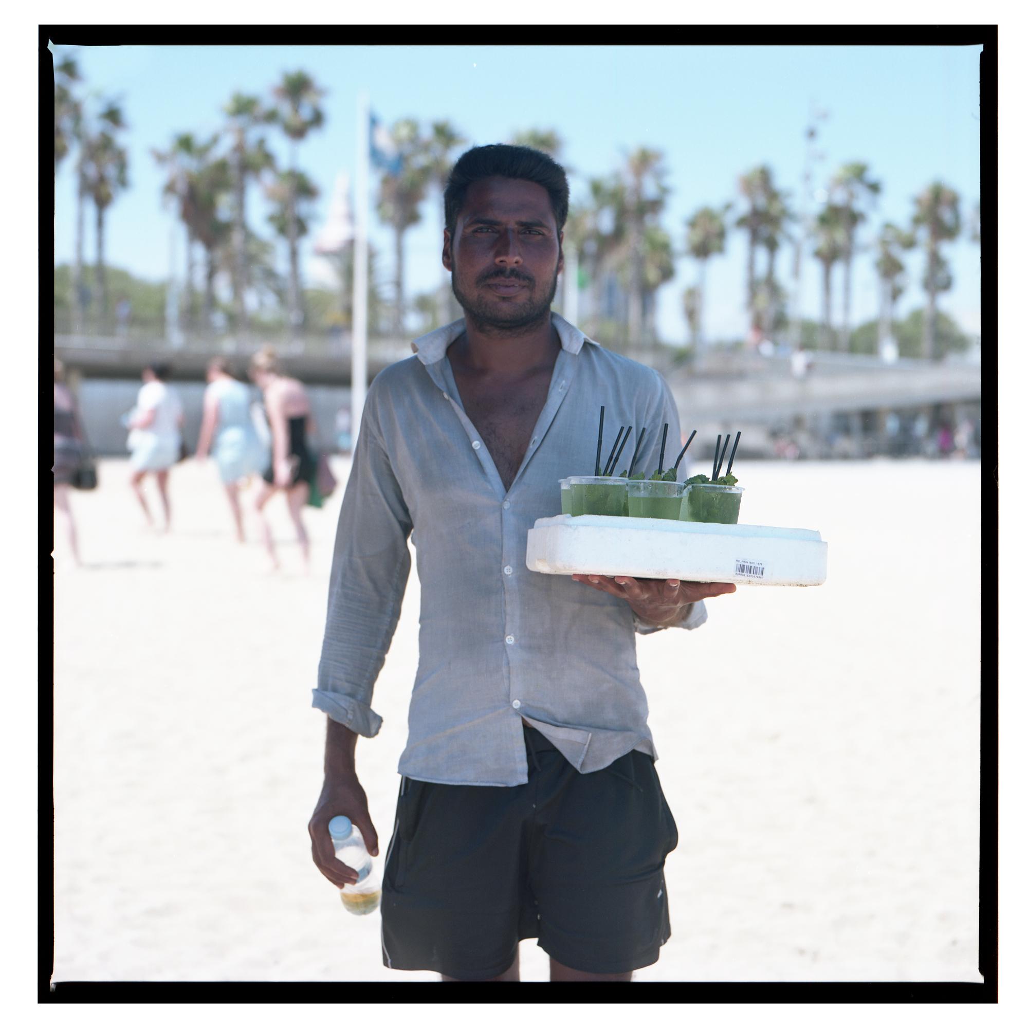 Grant Smith - Beach seller