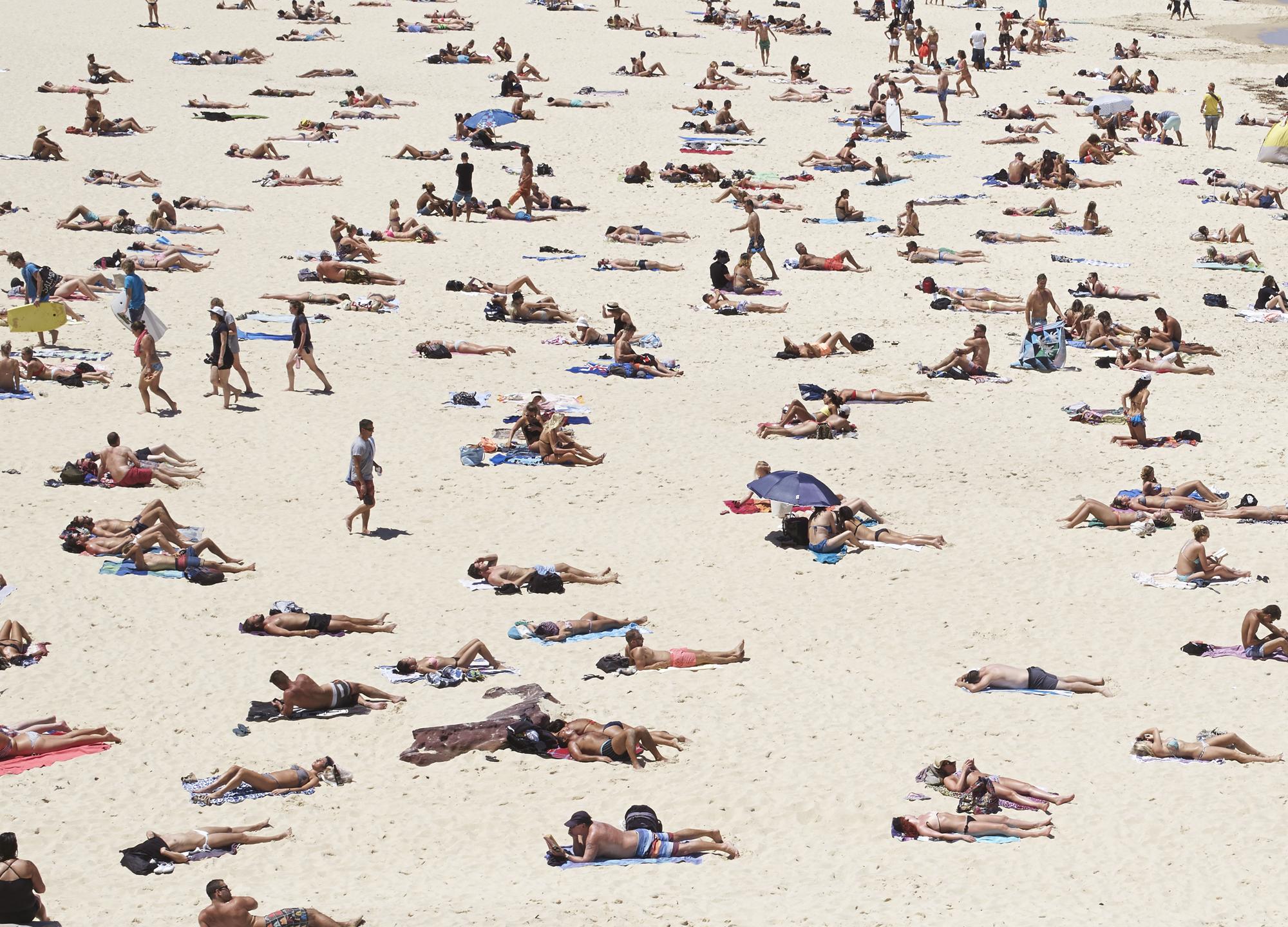 Grant Smith - Bondi Beach