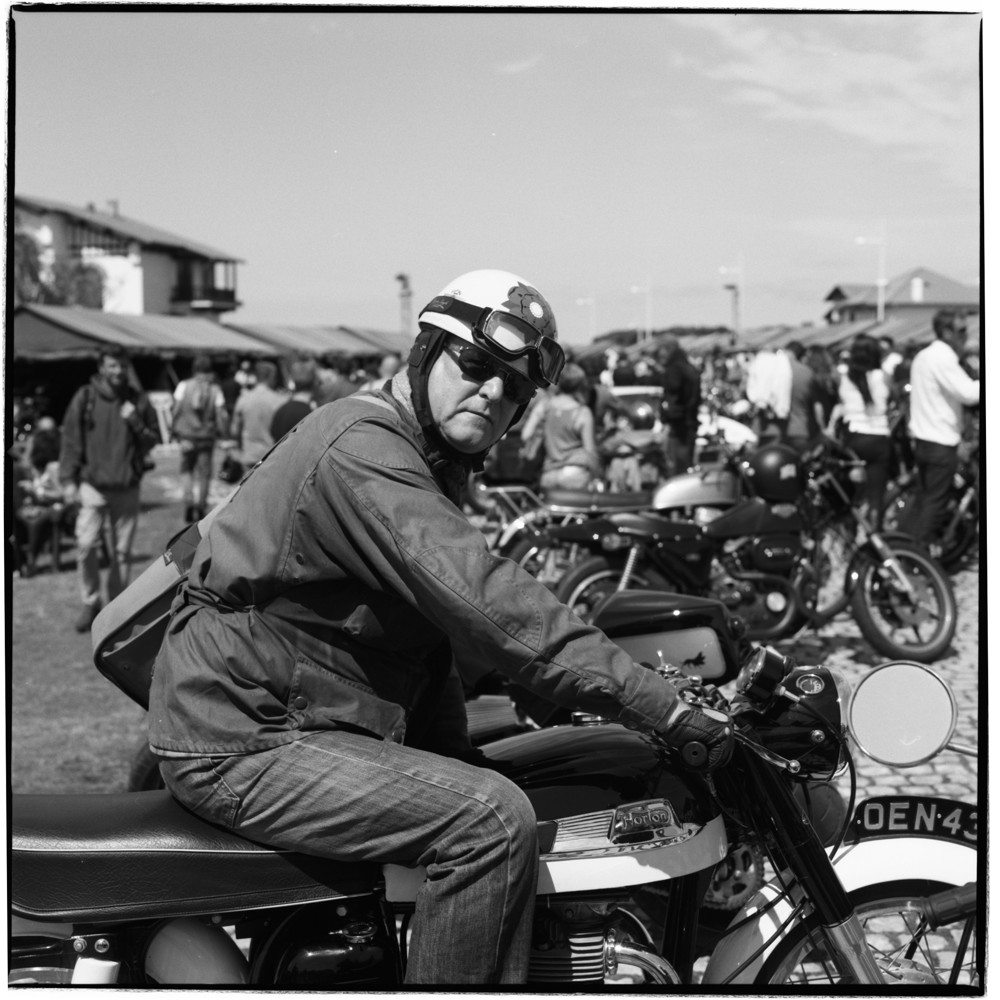 Grant Smith - Biker