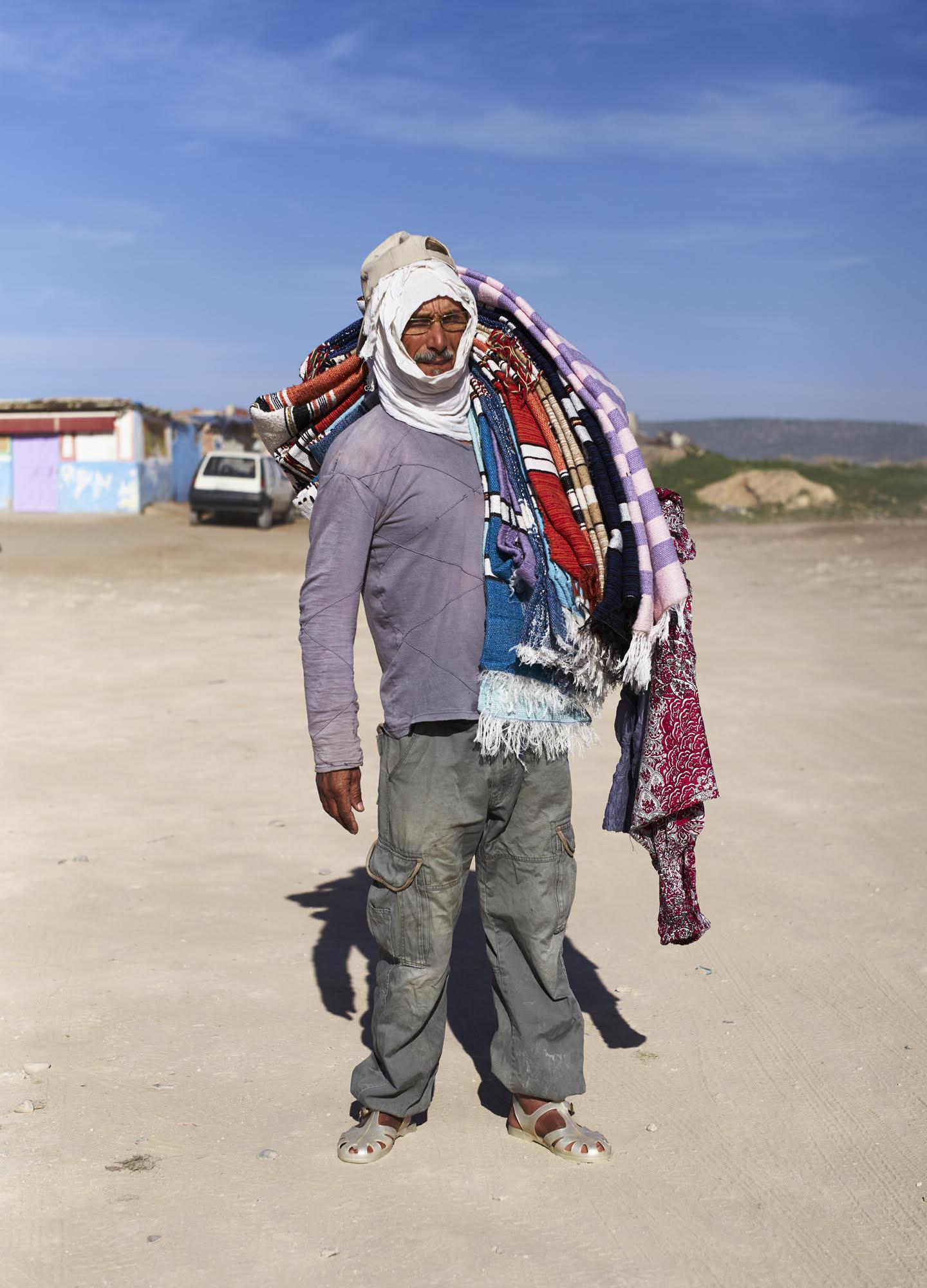 Grant Smith - moroccan man