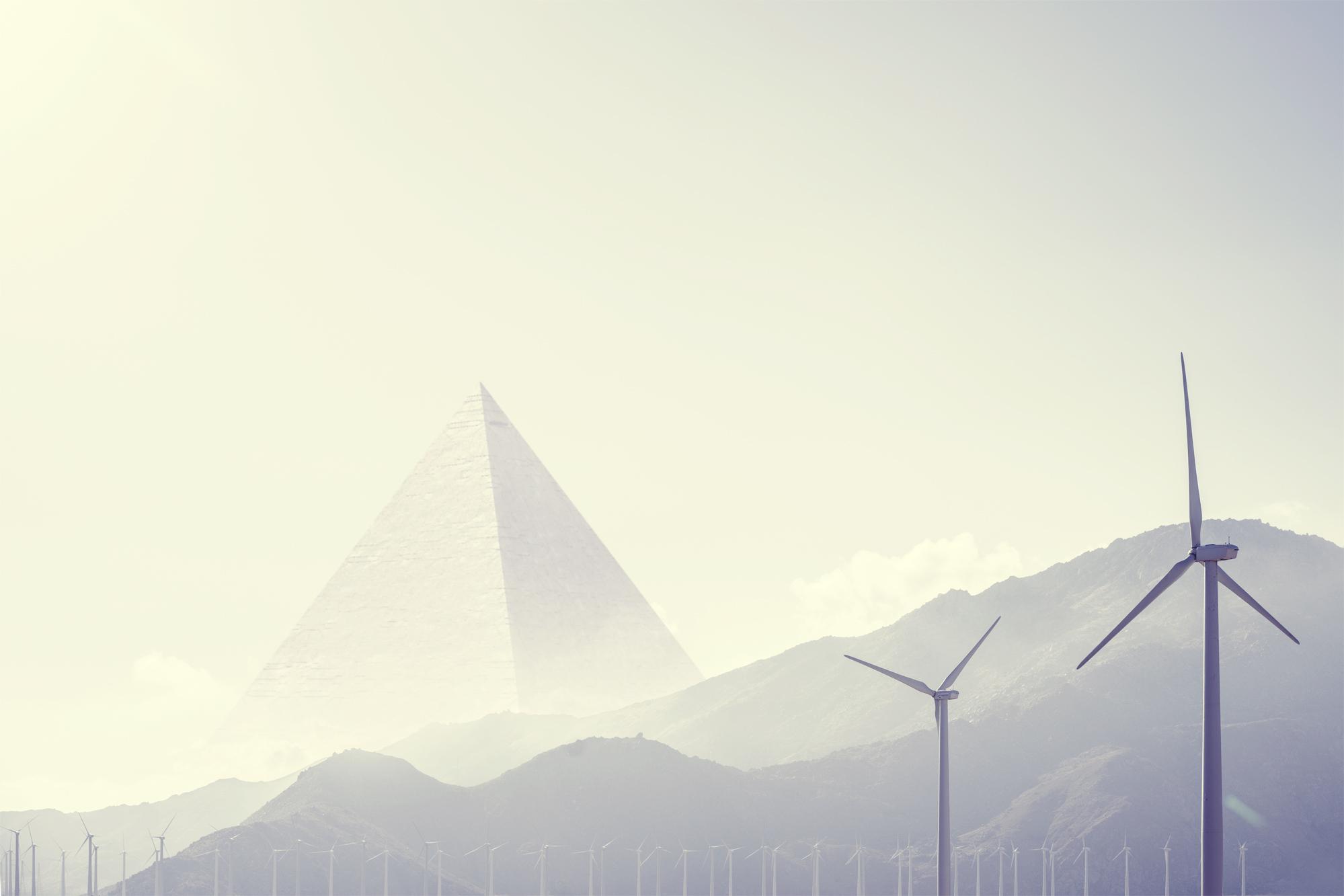 Chris CLor wind turbines
