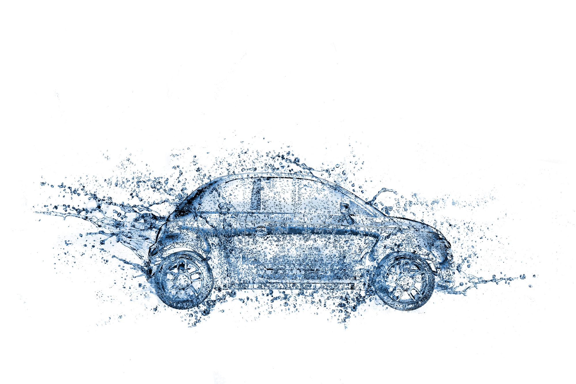 Chris Clor water car