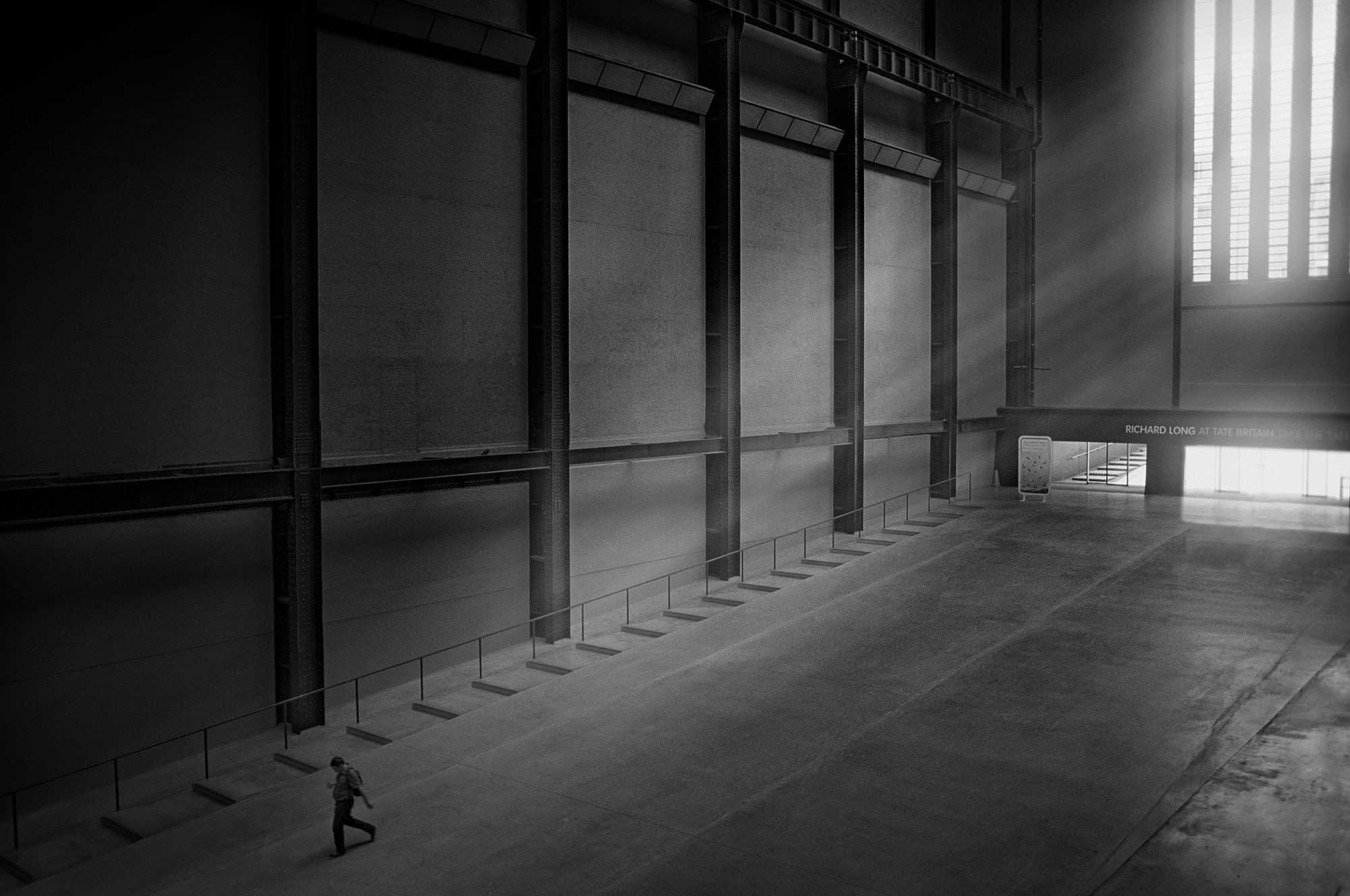 Chris Clor Tate Modern