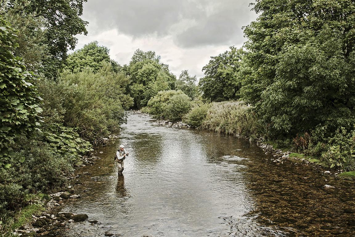 Dan Prince - stream in the Dales