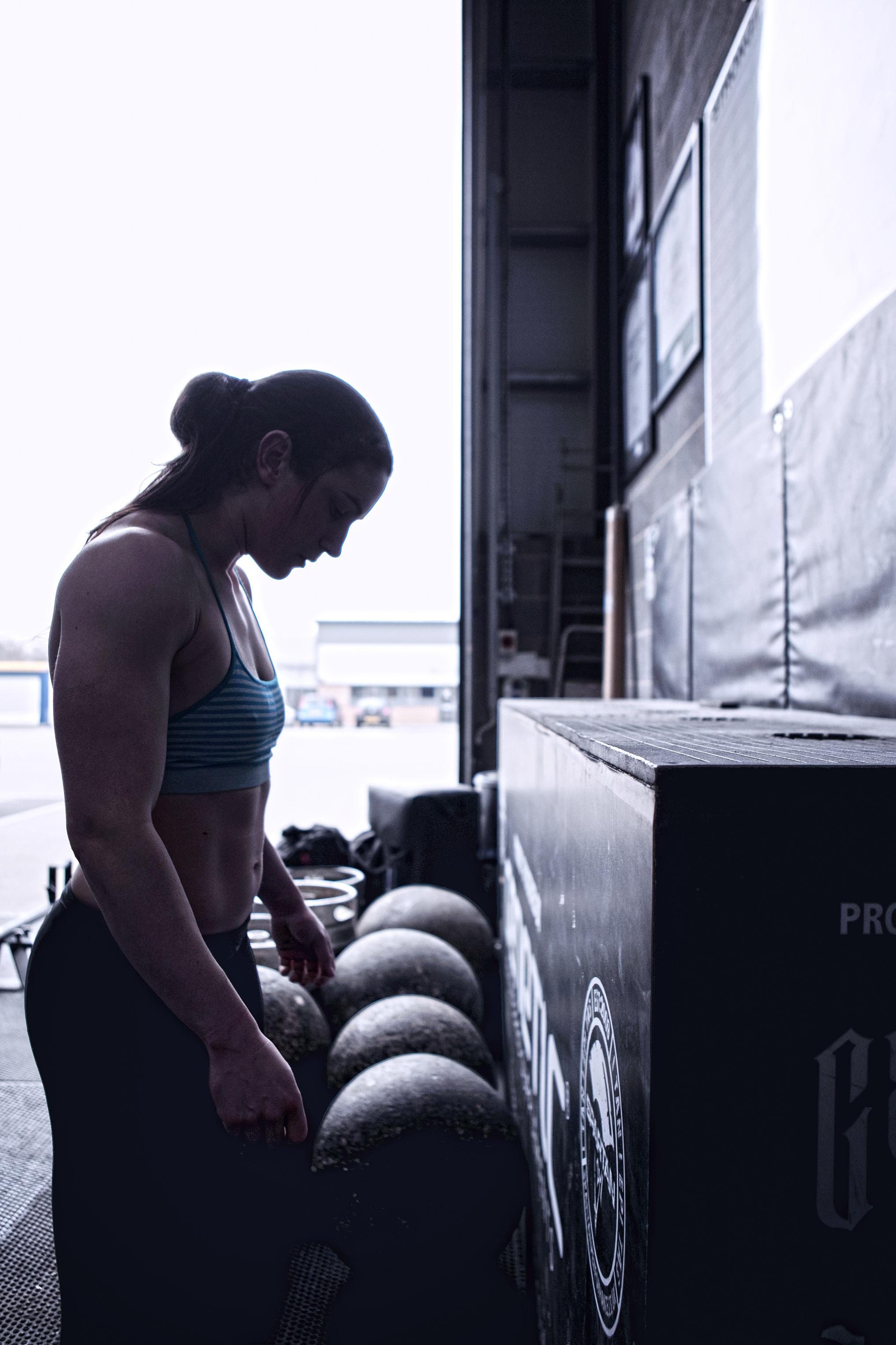 Dan Prince - Jenny Todd training