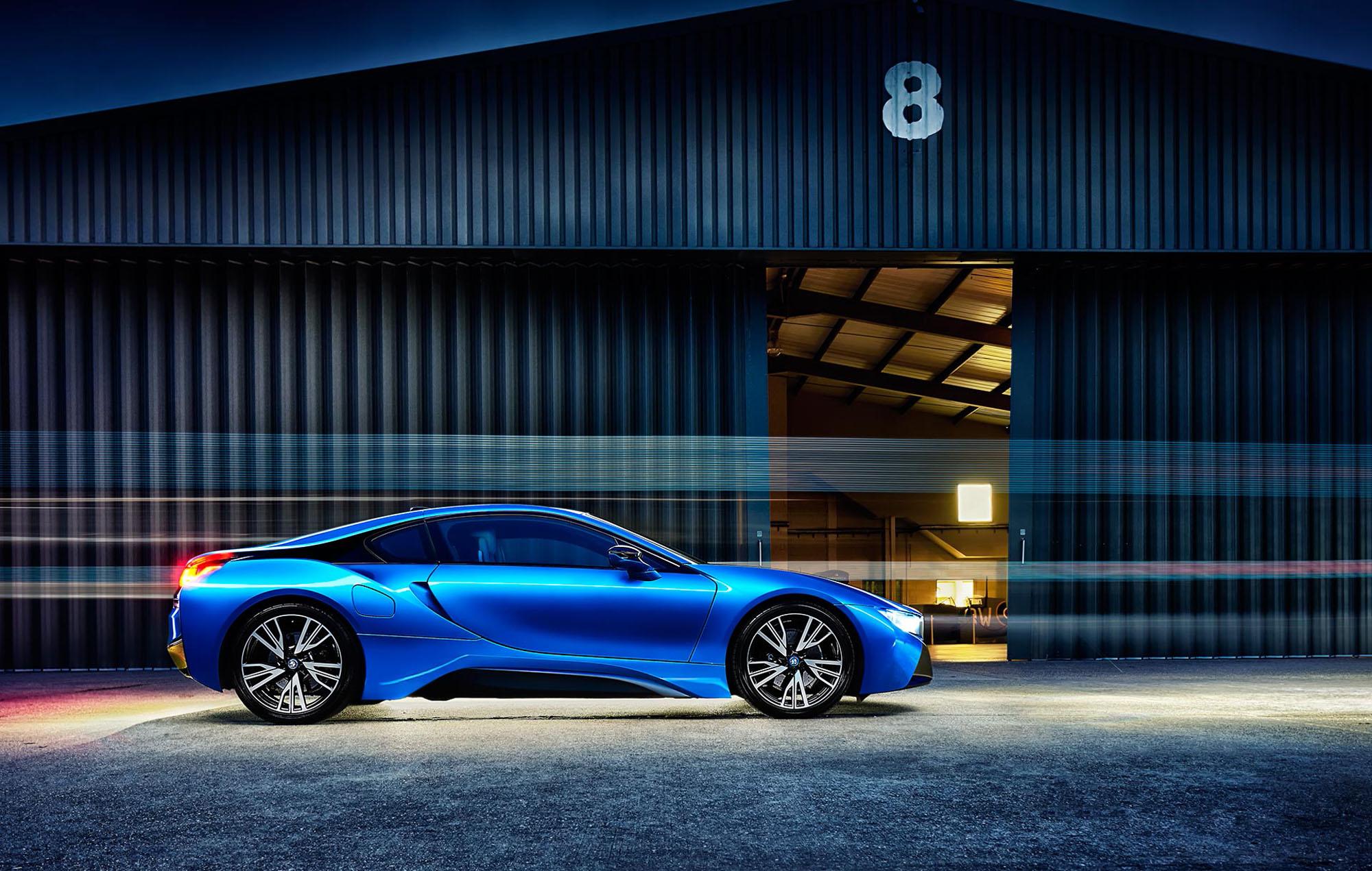 Nigel Harniman BMW Goodwood
