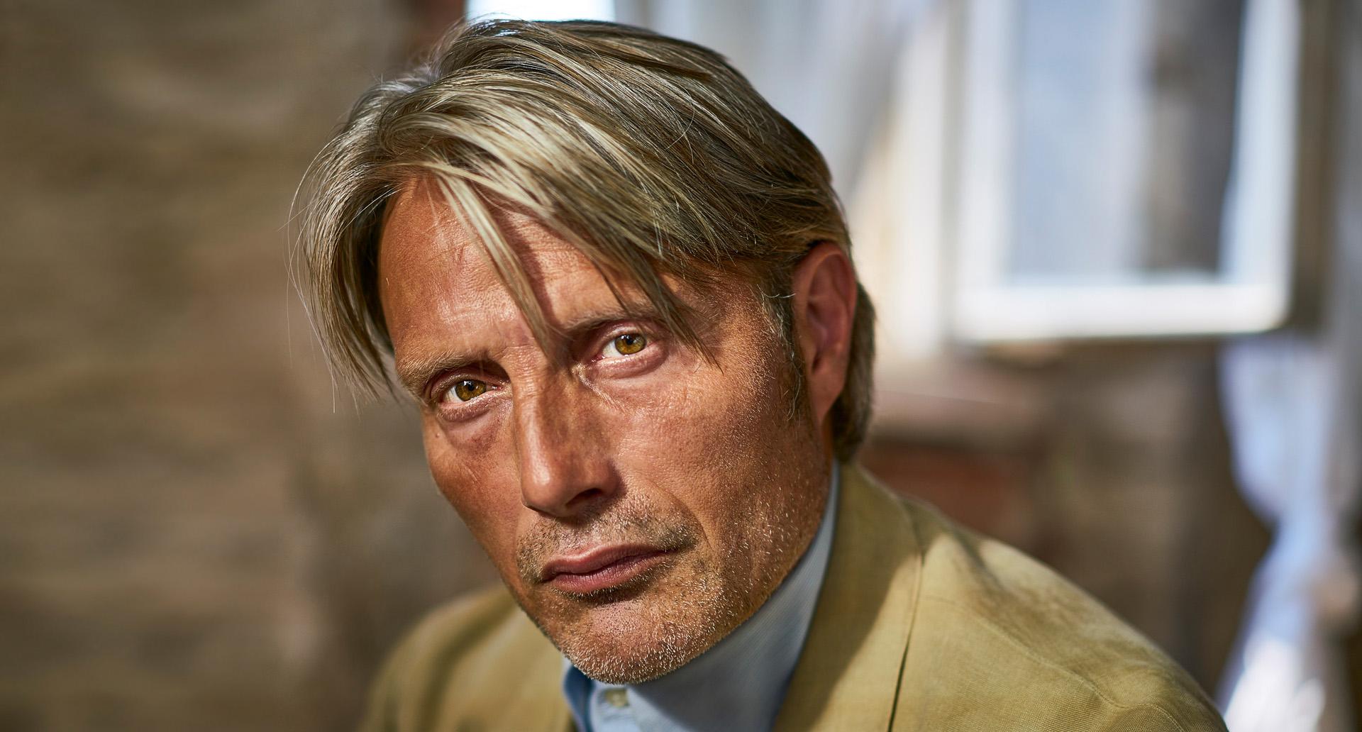 Nigel Harniman Mads Mikkelsen