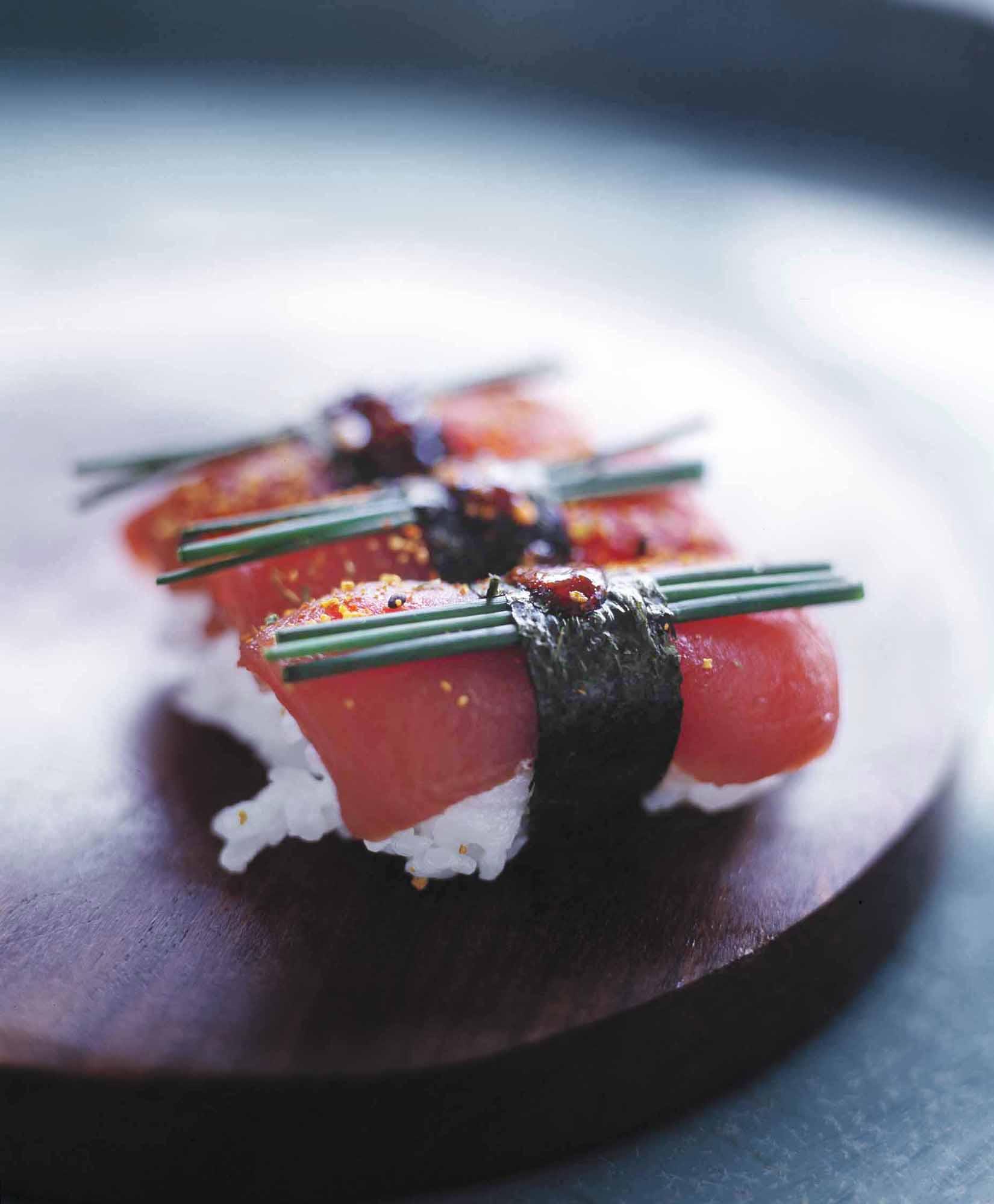 Lars Ranek - sushi