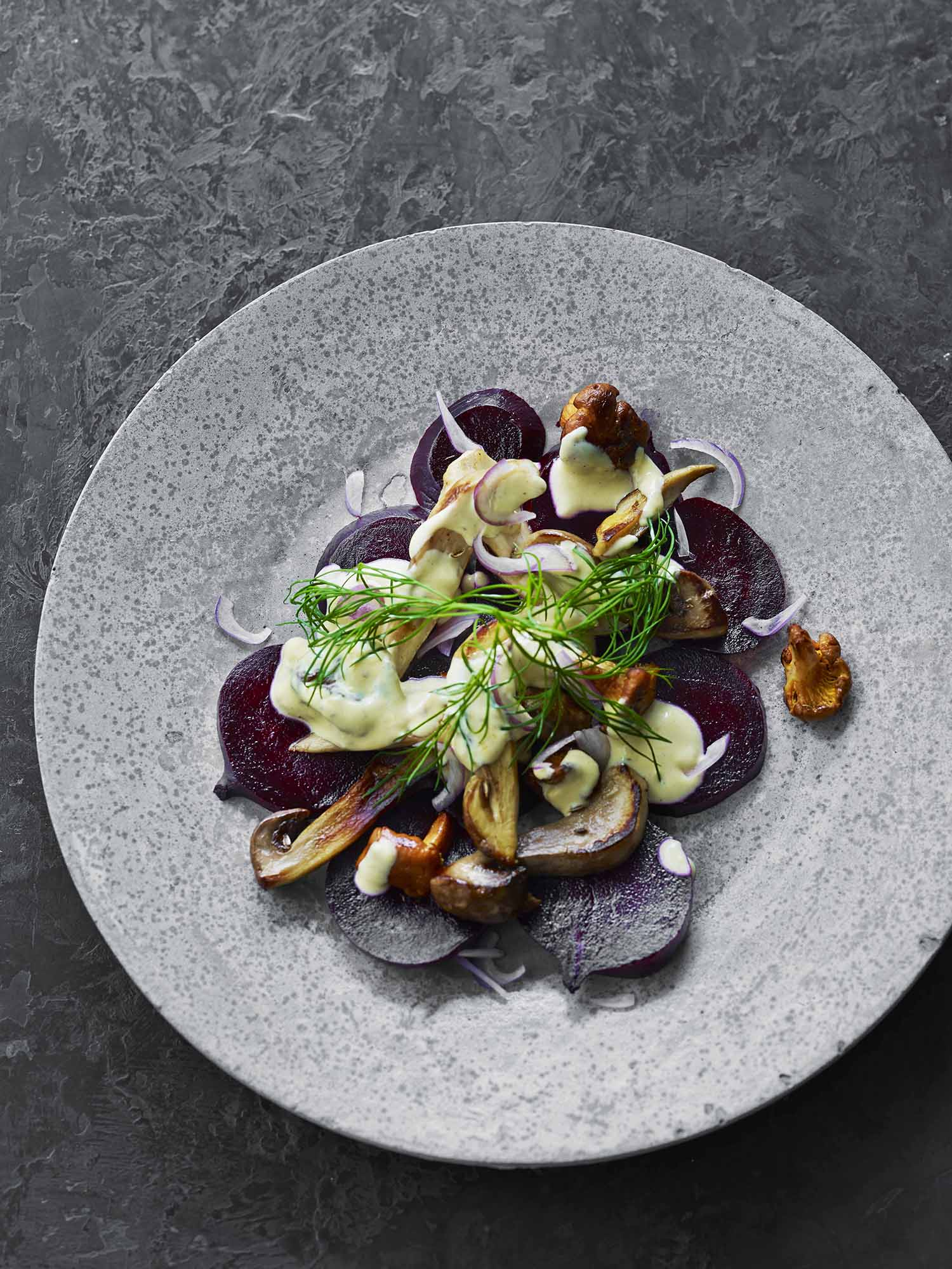 Lars Ranek - Beetroot salad