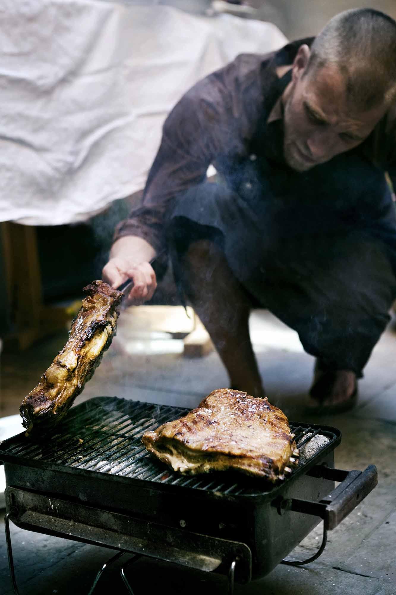 Lars Ranek - barbecue - meat
