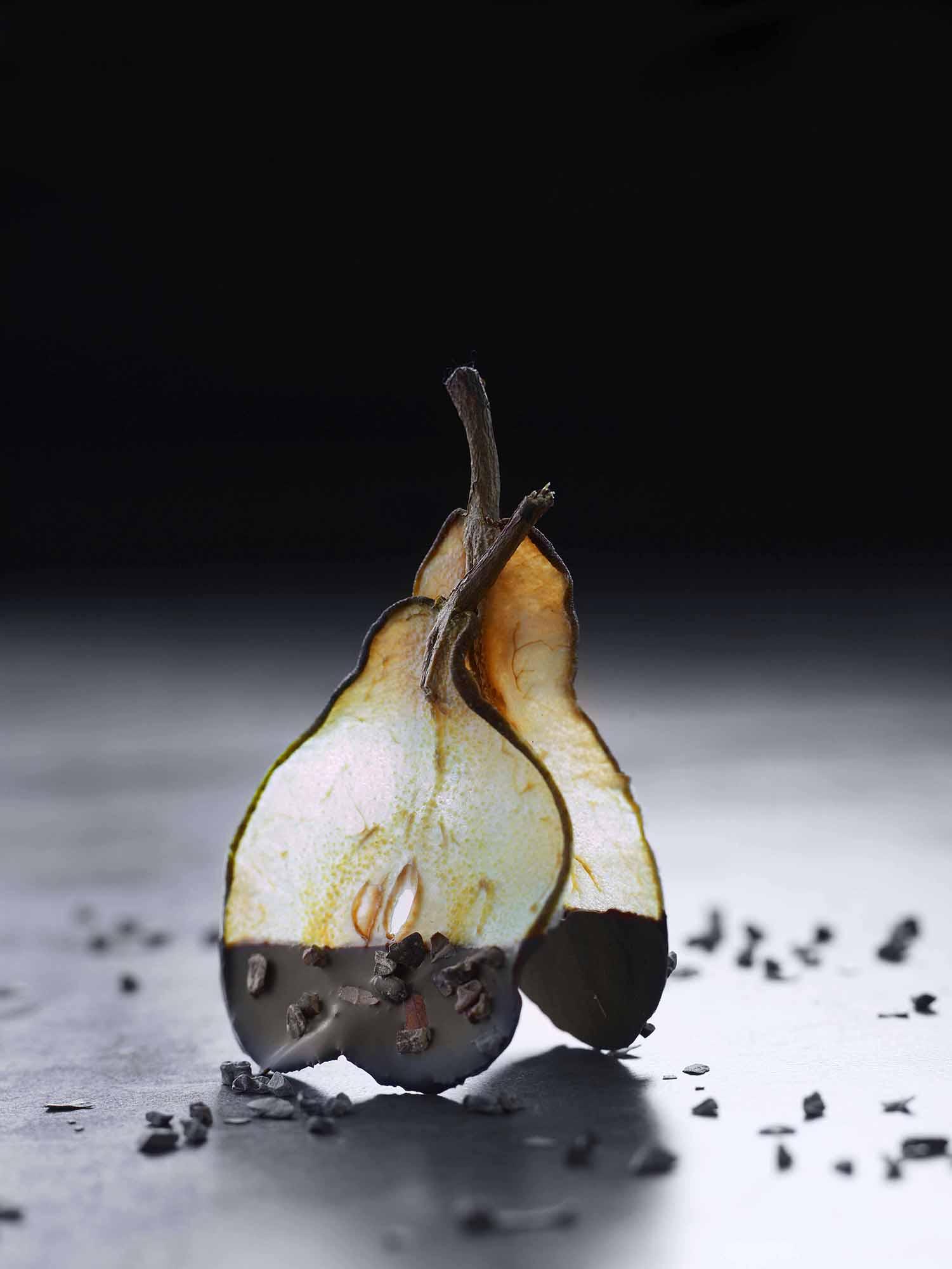 Lars Ranek - chocolate pear