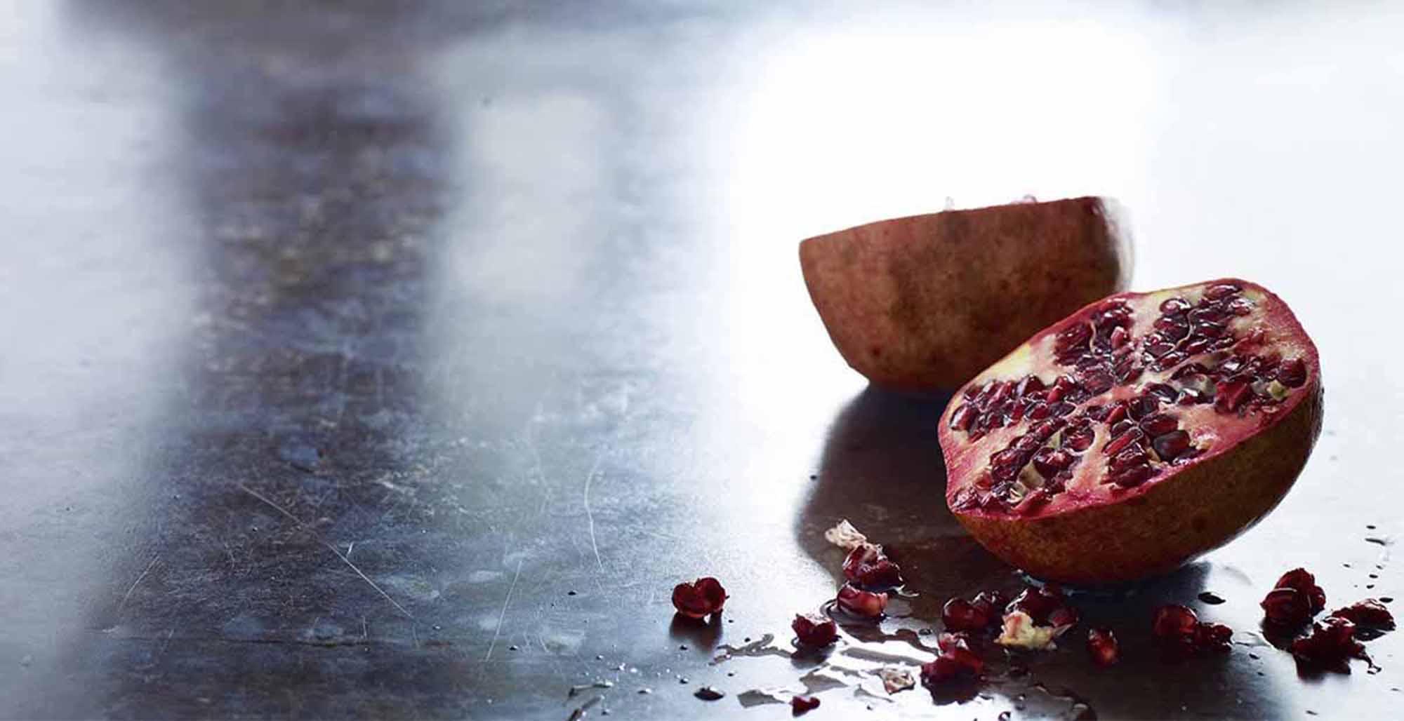 Lars Ranek - pomegranate