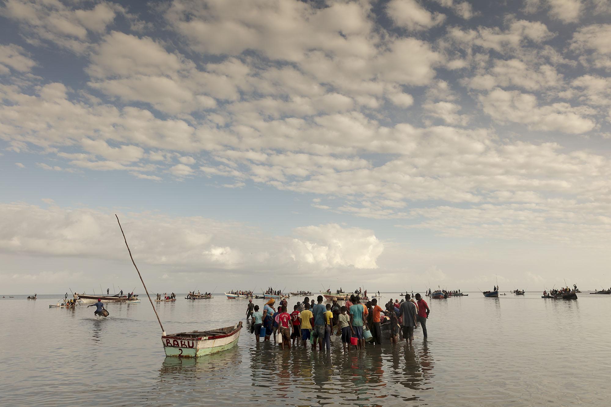 Karan Kapoor - fishing Mafia Island