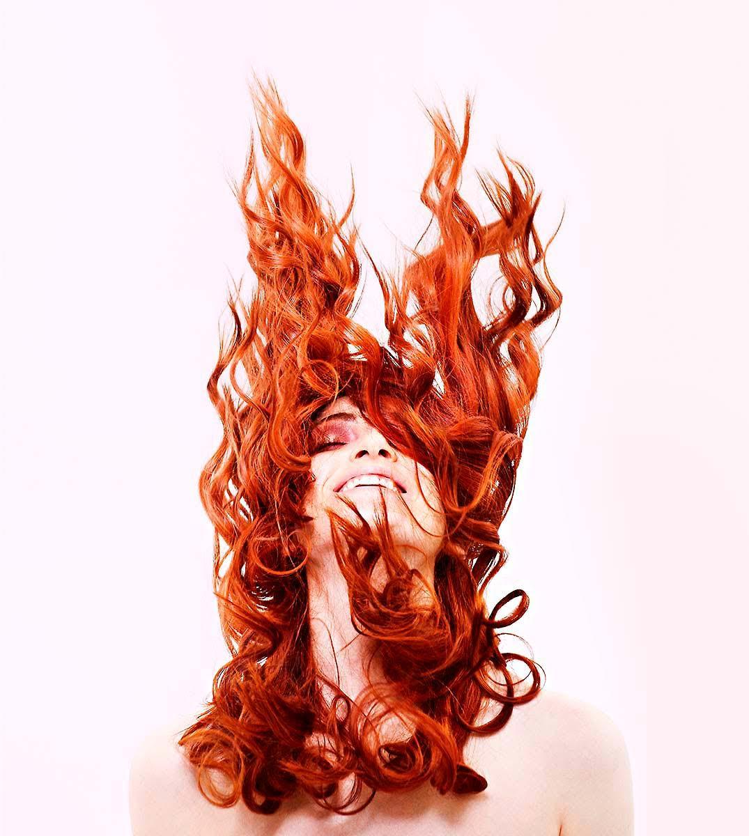 Karan Kapoor red head