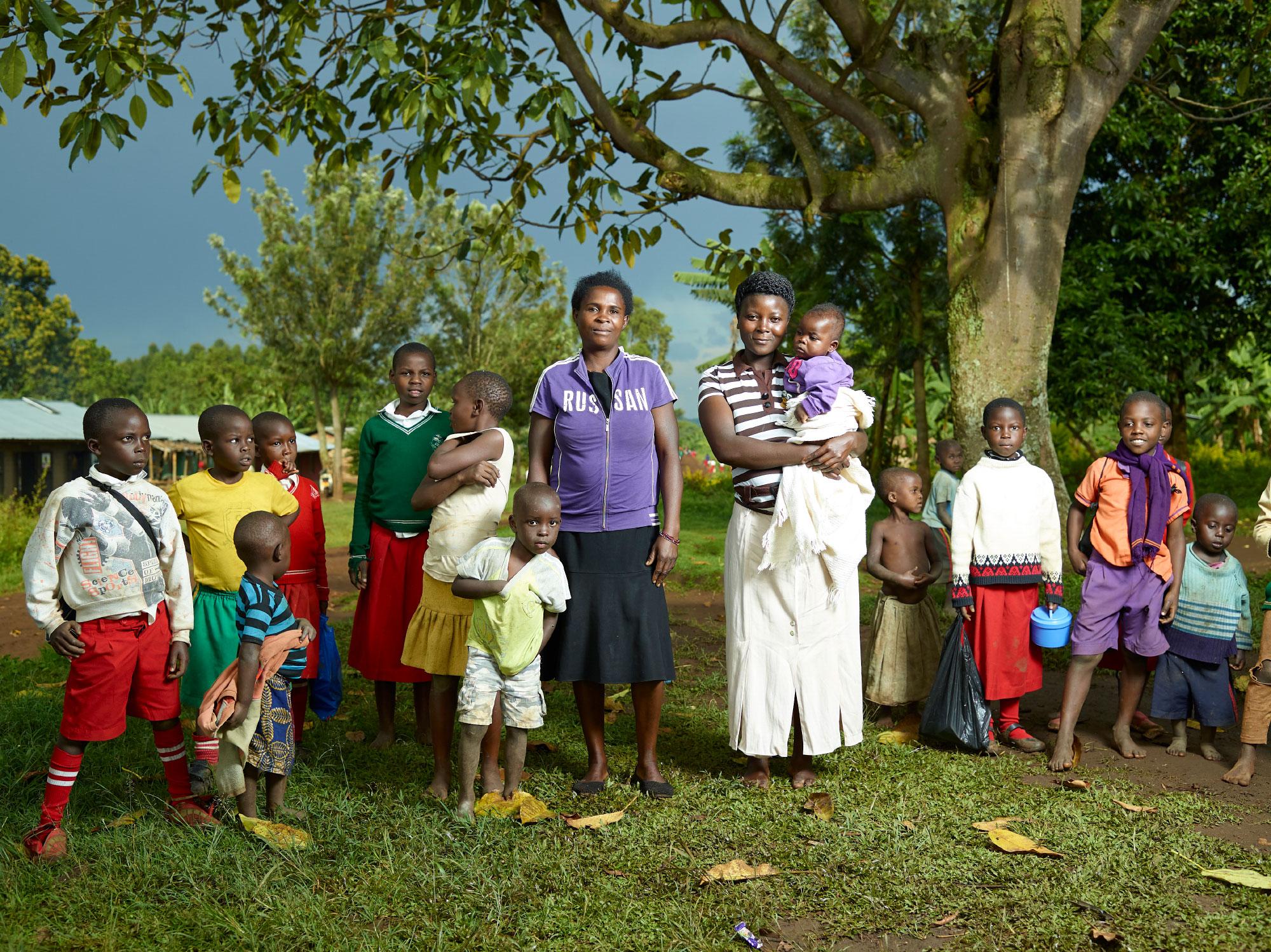 Uganda - Villagers