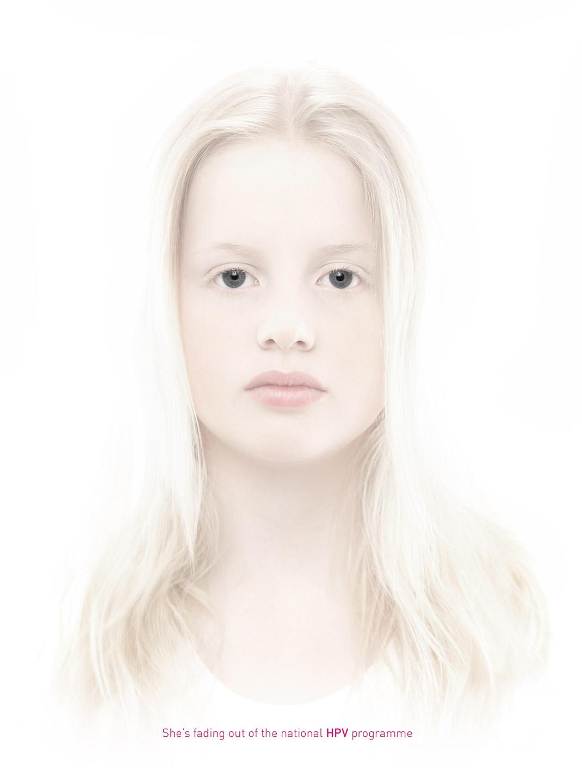 Tim Platt Photographer - white hair girl