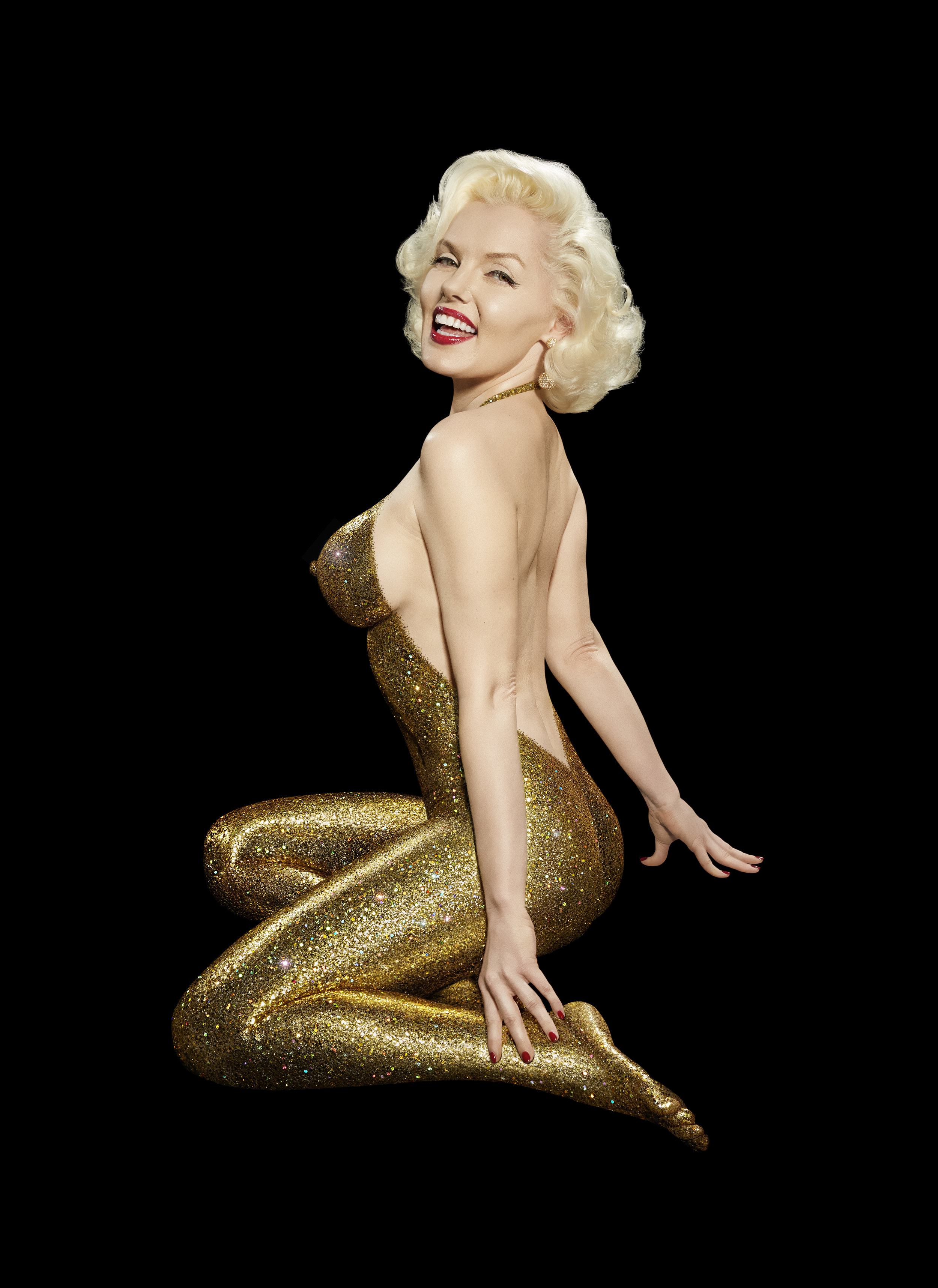 Simon Webb - Marilyn Monroe
