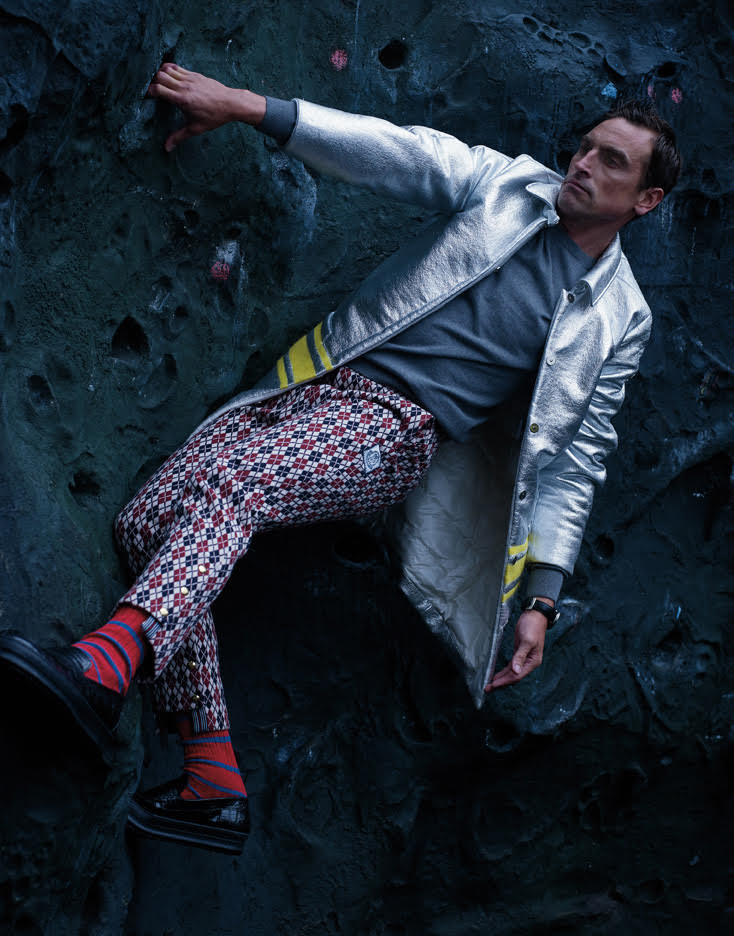Grant Smith - clothes Kenton Cool