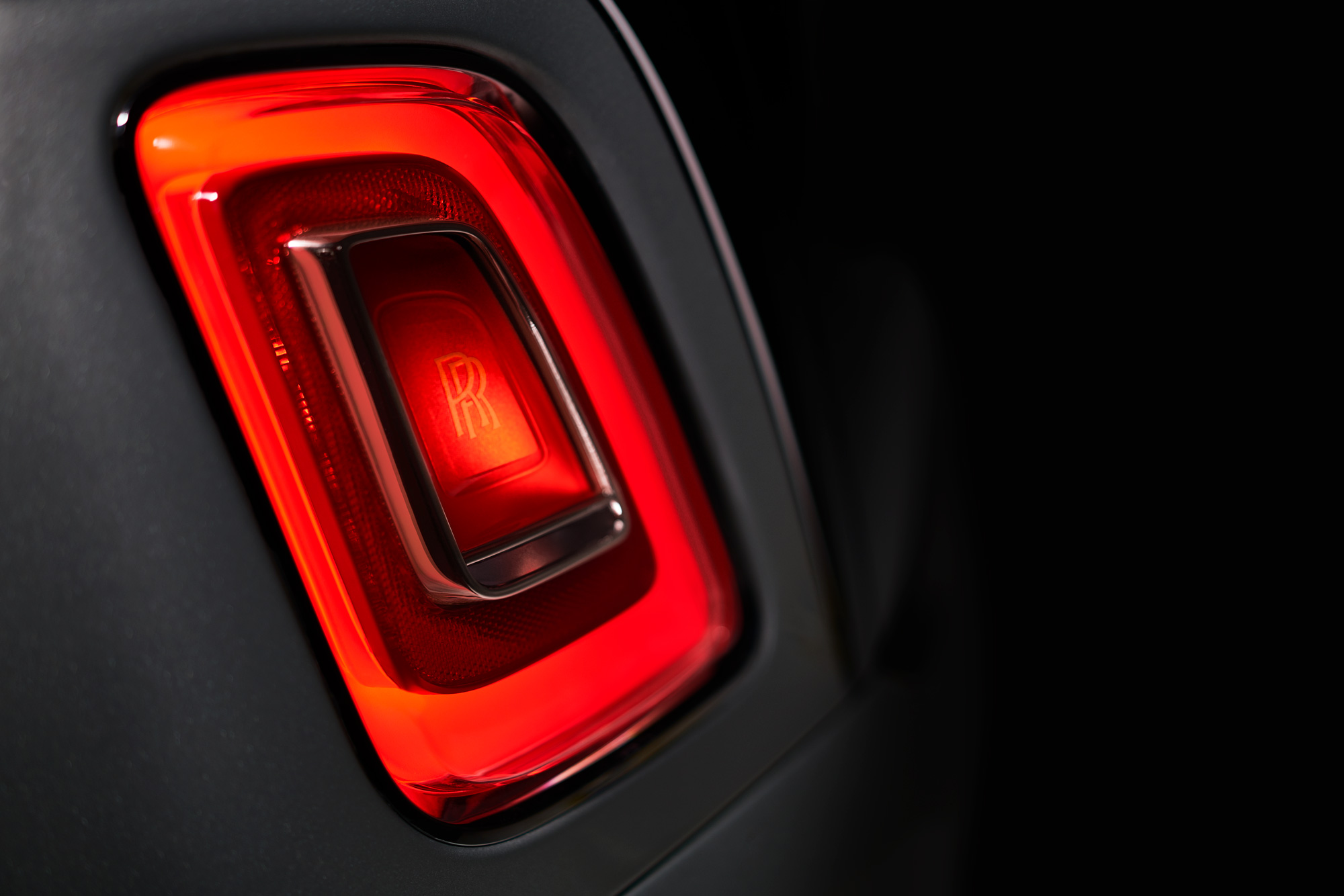 Nigel Harniman - Rolls Royce side light
