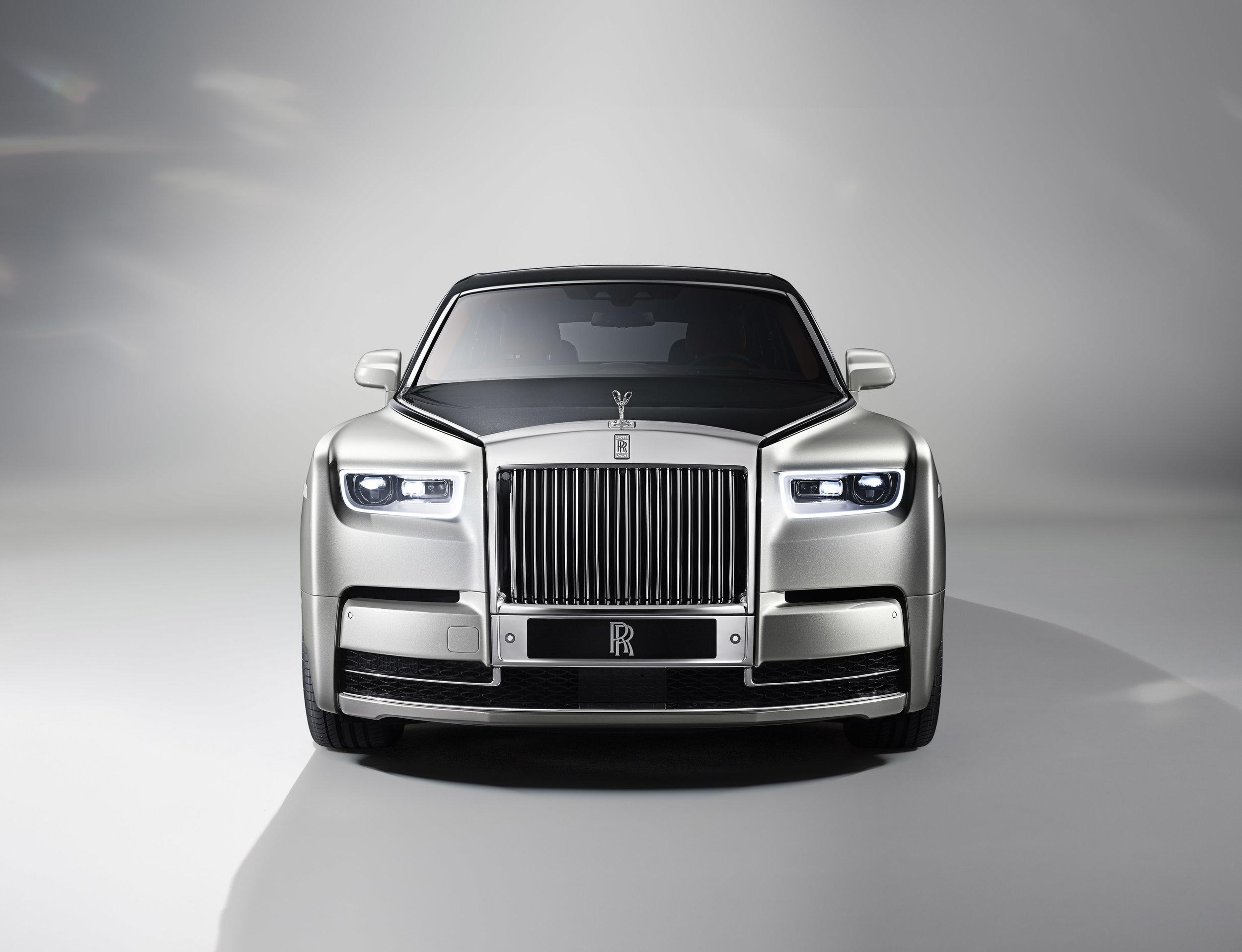 Nigel harniman - Rolls Royce