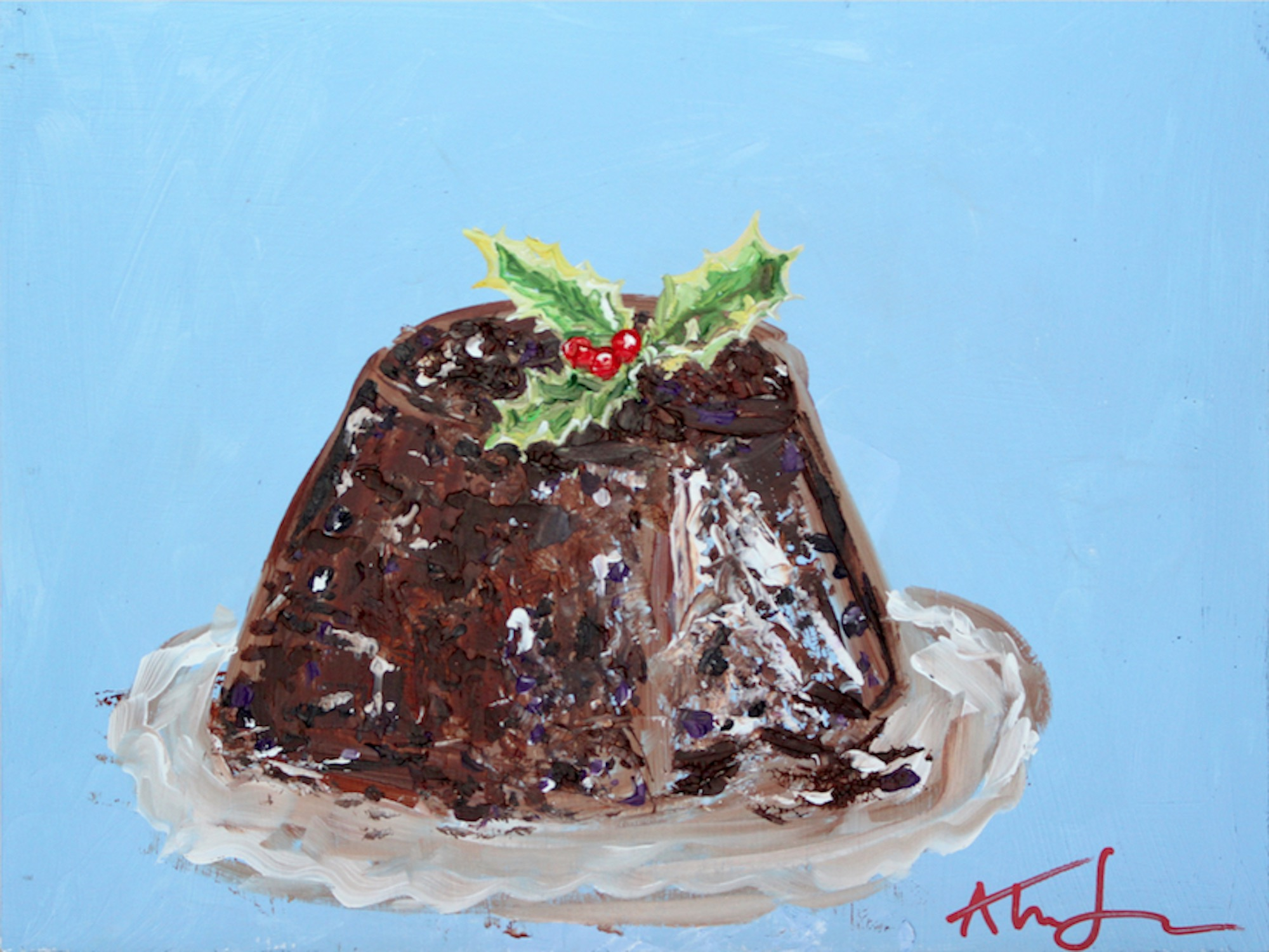 Christmas Pudding Alice Straker.jpg