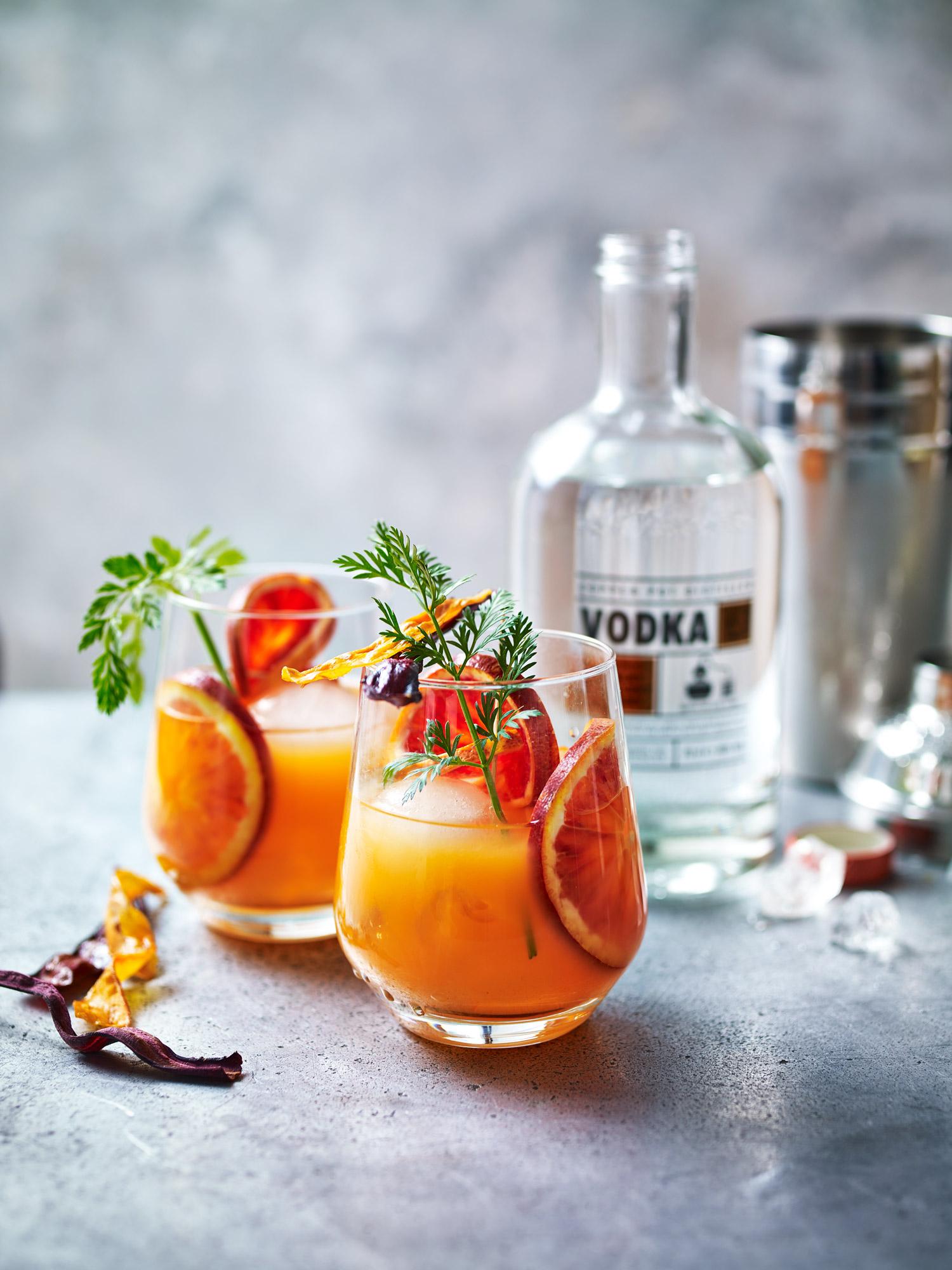 Stuart West - cocktail