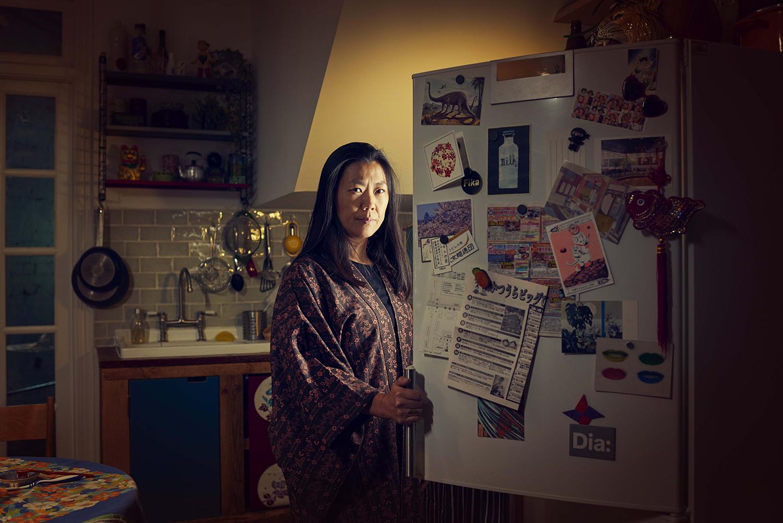 Dee Ramadan- lady in kitchen