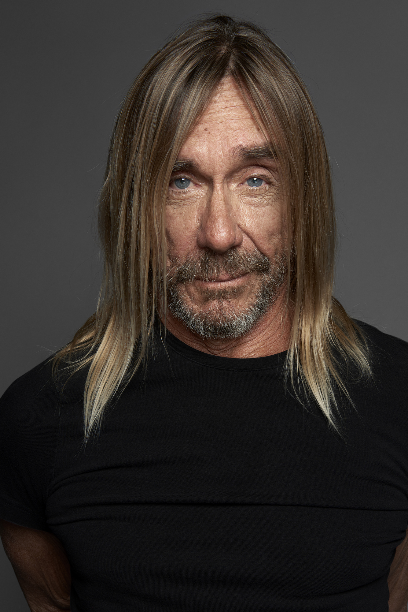 Rob Baker Ashton - Iggy Pop