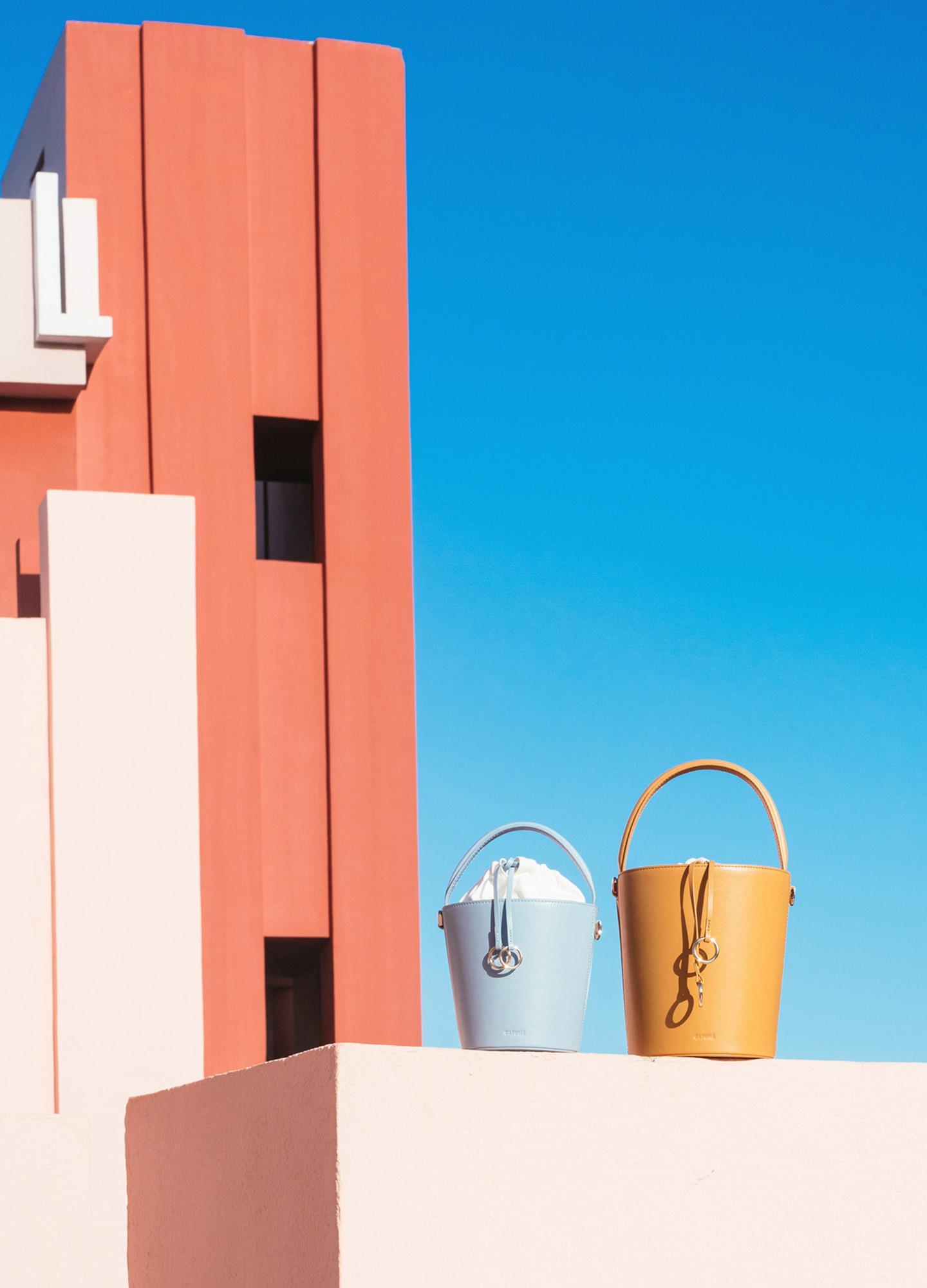 Ira Giorgetti - still life in sun