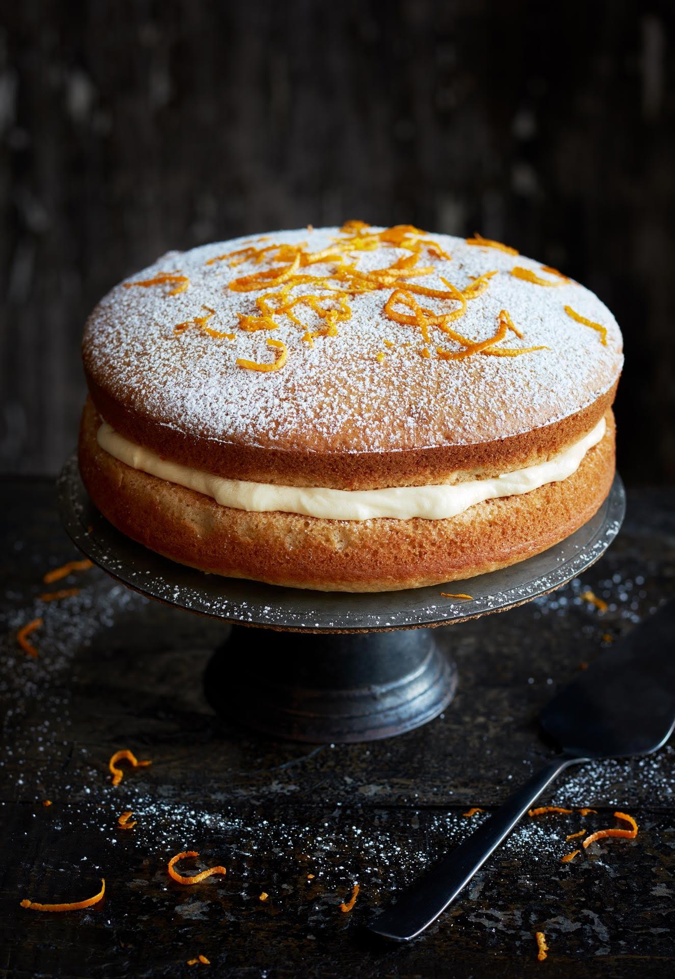 Jamie Orlando Smith - cake