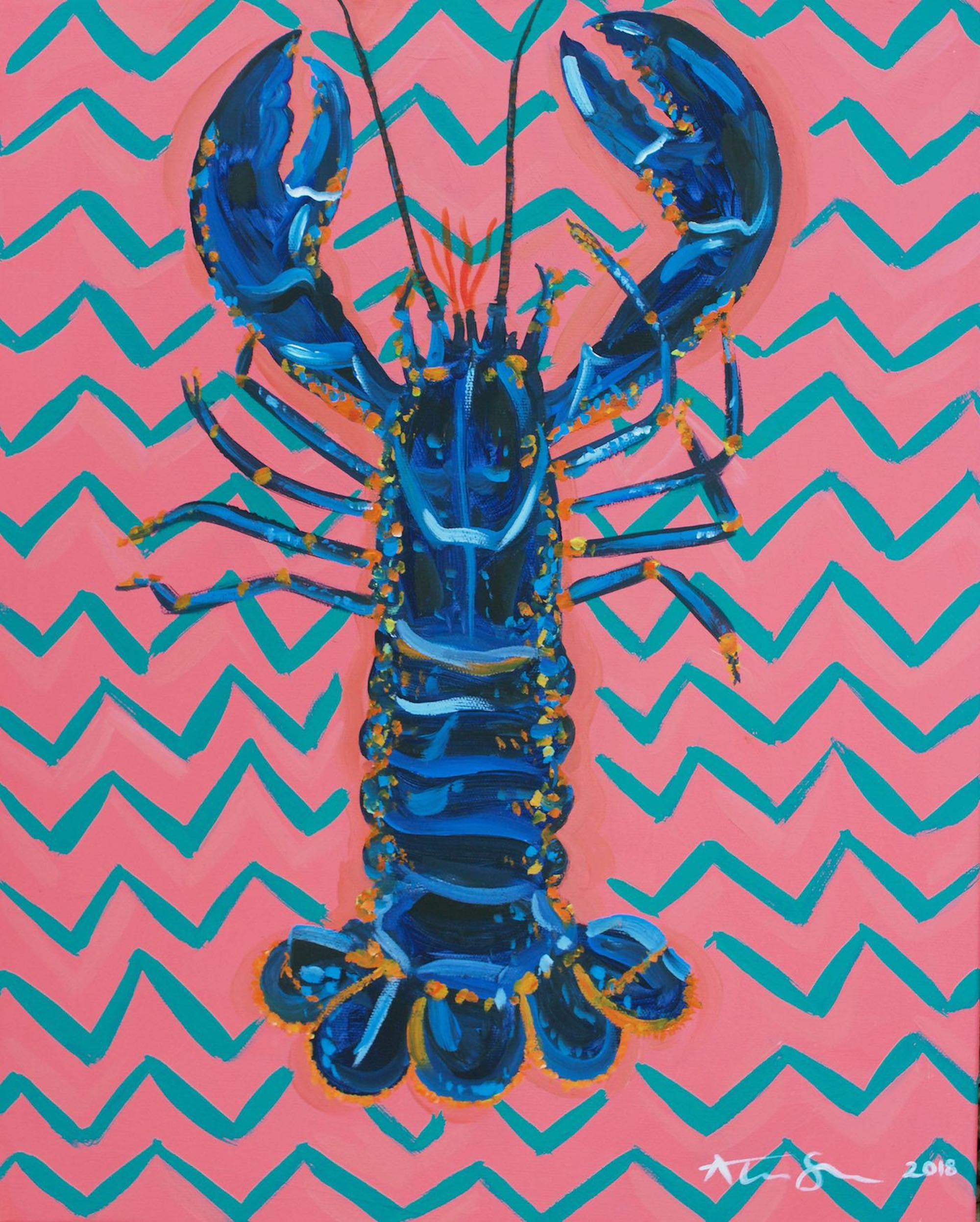 Alice Straker - lobster