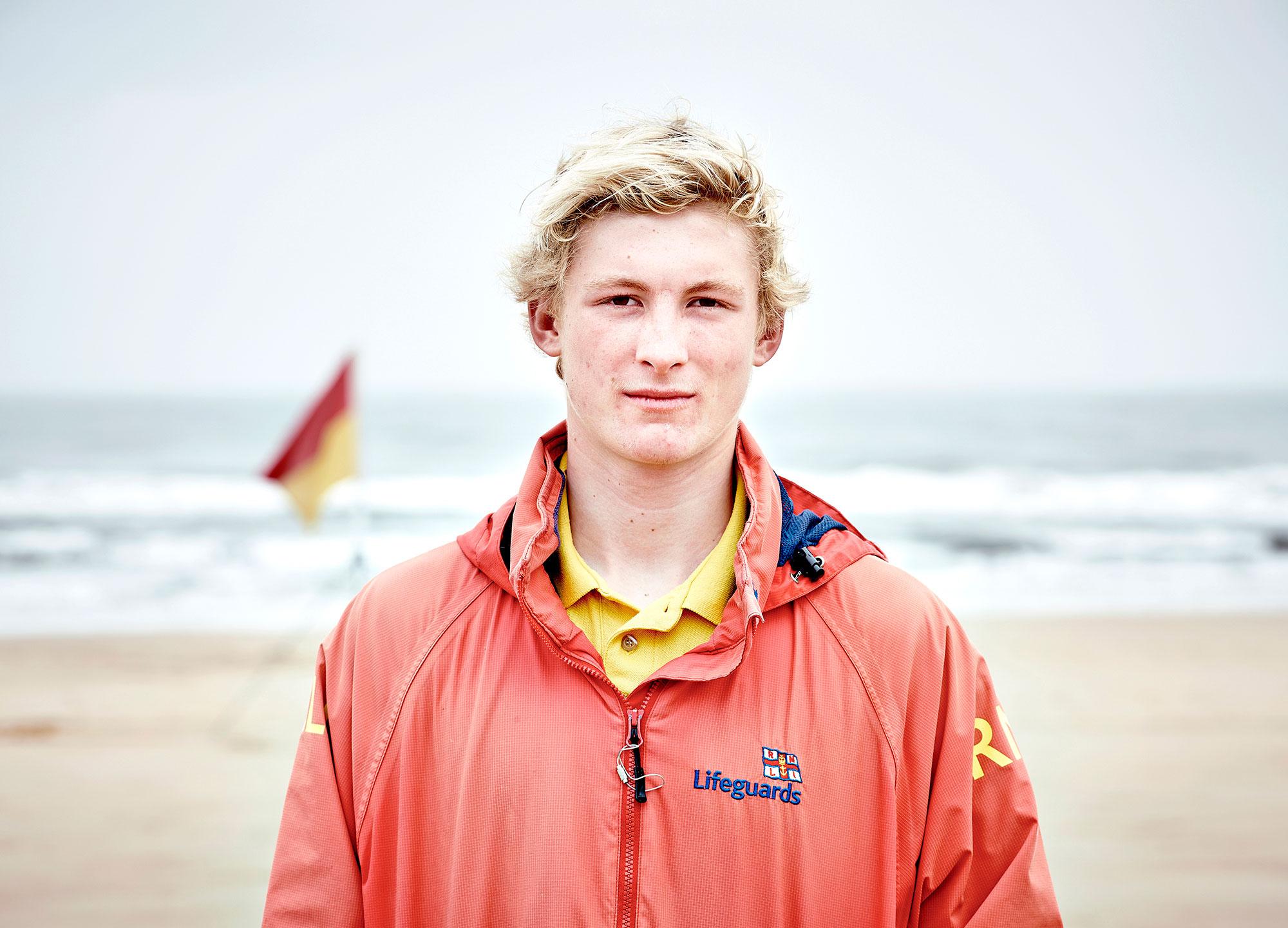 John Donoghue - lifeguard