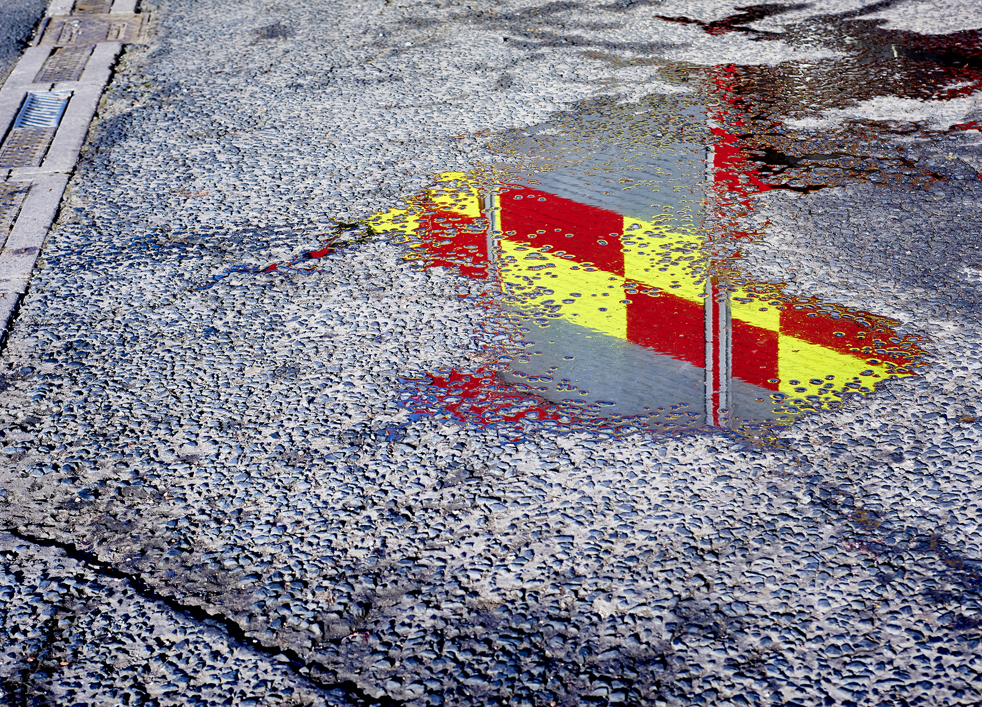 John Donoghue - puddle