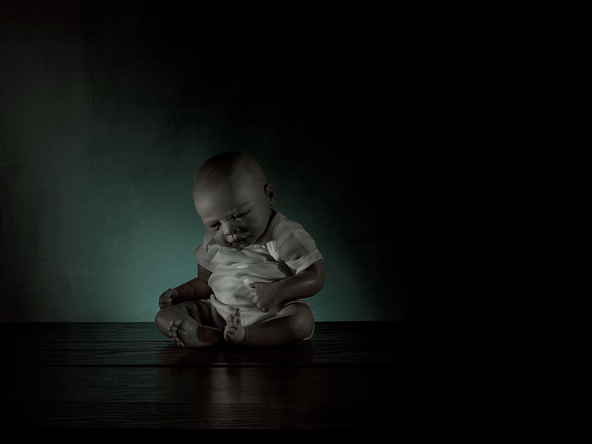 Kevin Mallett - baby doll