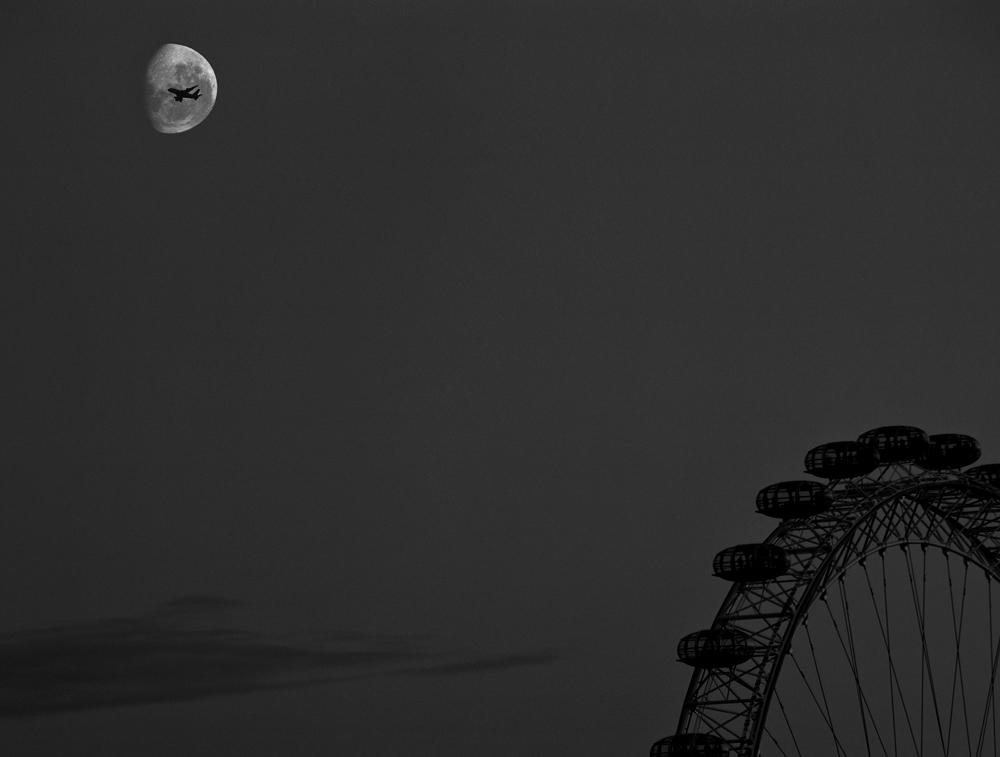 George Kavanagh London Eye
