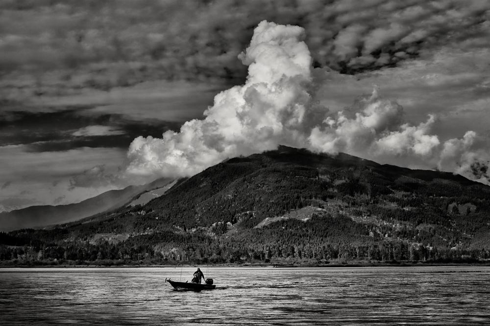 George Kavanagh Lake ride