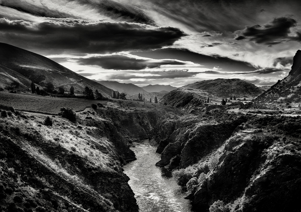George Kavanagh - New Zealand