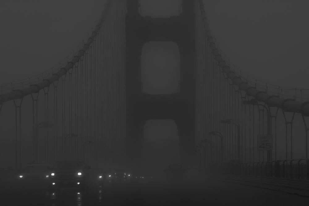 George kavanagh - San Fran bridge
